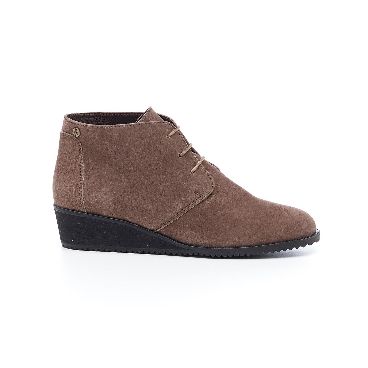 Ботильоны кожаные на шнуровке Colali ботильоны на шнуровке orilegend