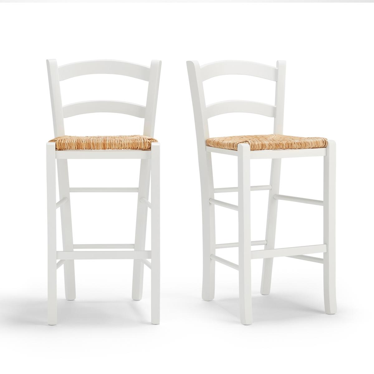 2 стула барных средней длины PERRINE