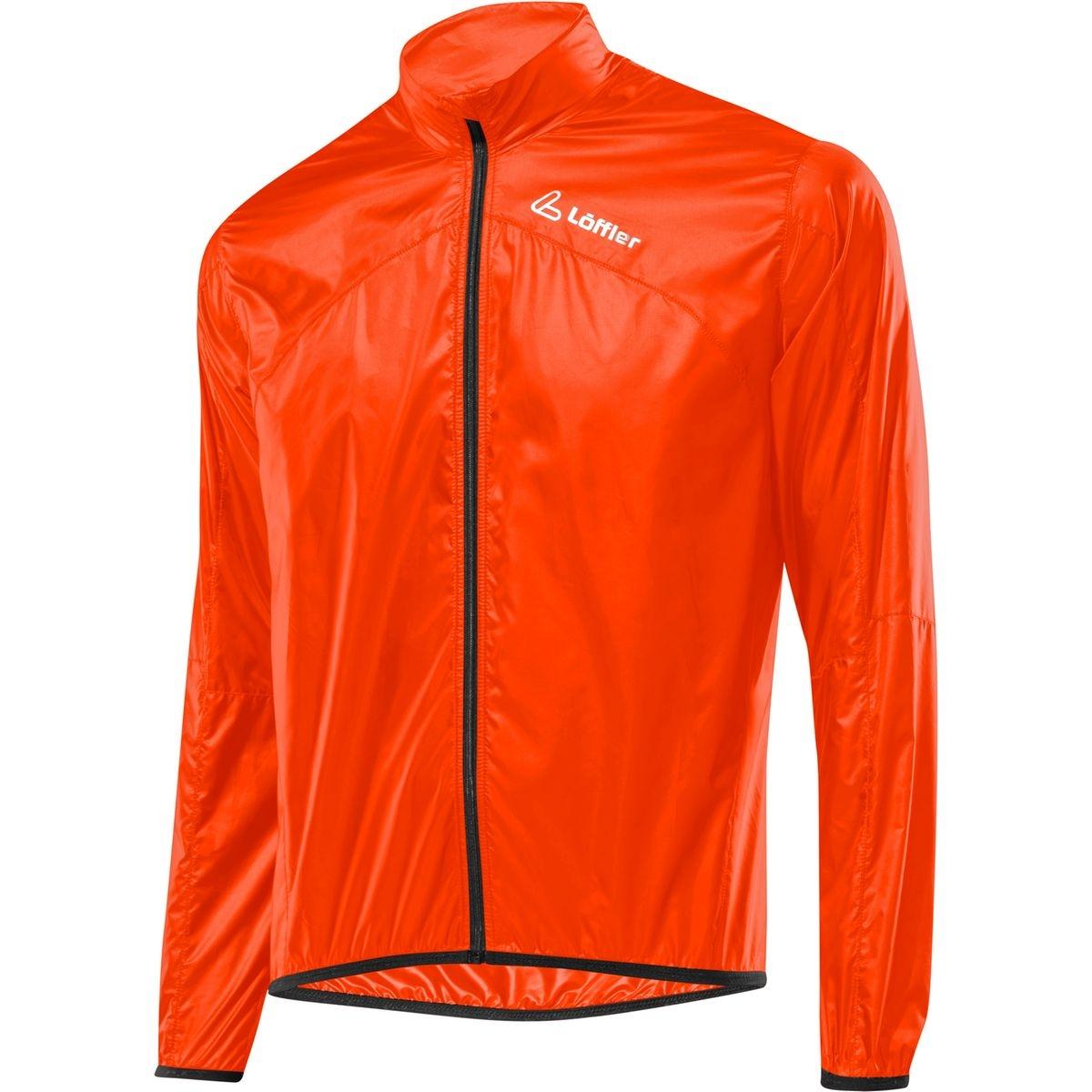 Windshell - Veste Homme - orange