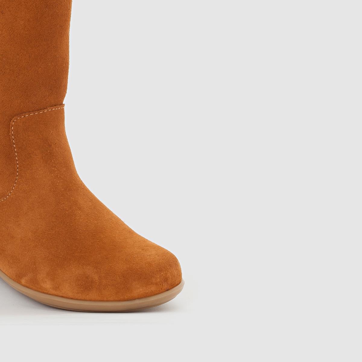 Ботильоны из кожи abcRСовременная линия обуви из невыделанной кожи.                                                            Ботильоны с модной отделкой бахромой и застежкой на молнию для быстрого надевания станут незаменимым элементом гардероба для девочек!                                     Верх: спилок (яловичная кожа).                                         Подкладка: текстиль.                                         Стелька: кожа.                                         Подошва: из эластомера.                                         Застежка: на молнию.<br><br>Цвет: бордовый,темно-бежевый<br>Размер: 34.38.38.37