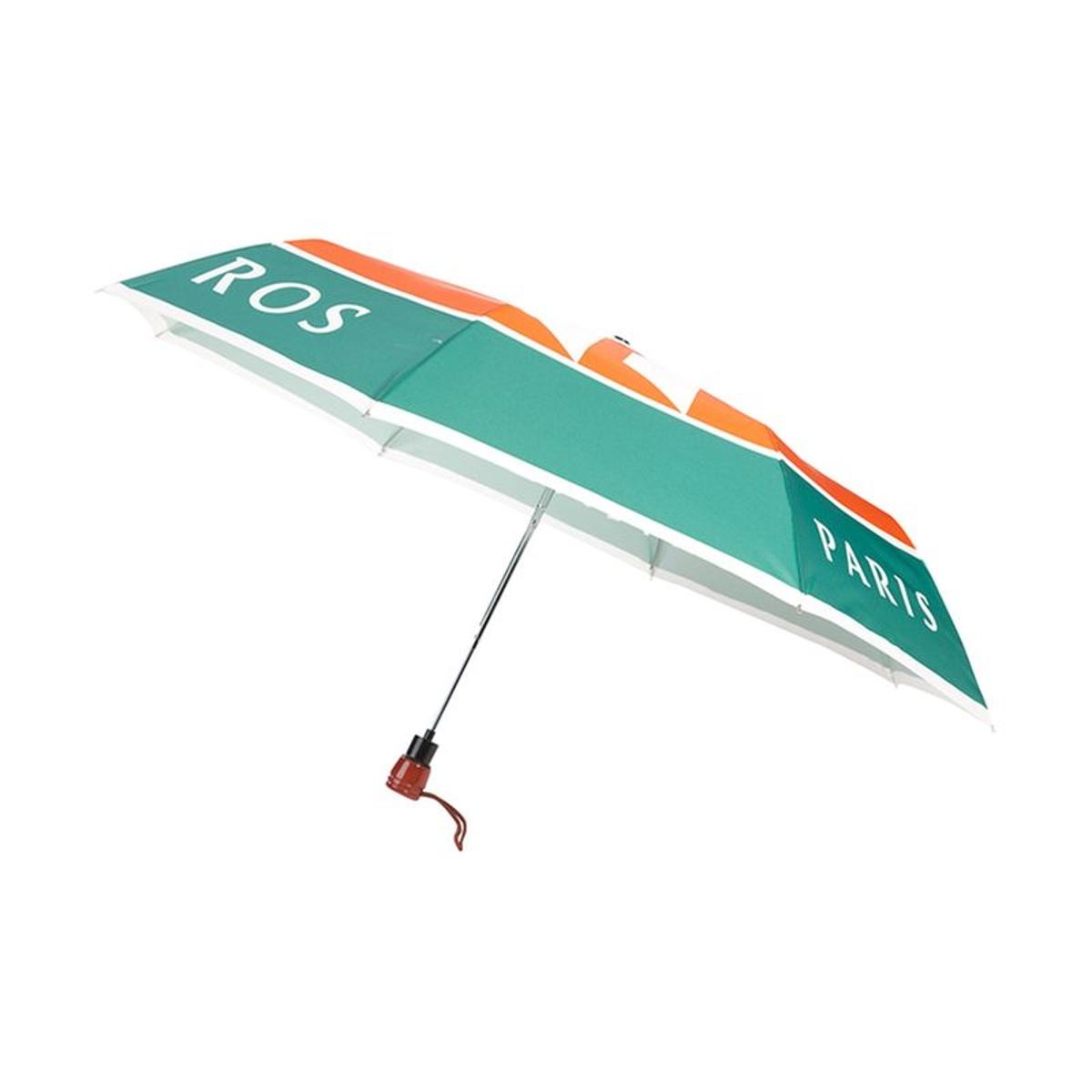Parapluie petit modèle logo tricolore