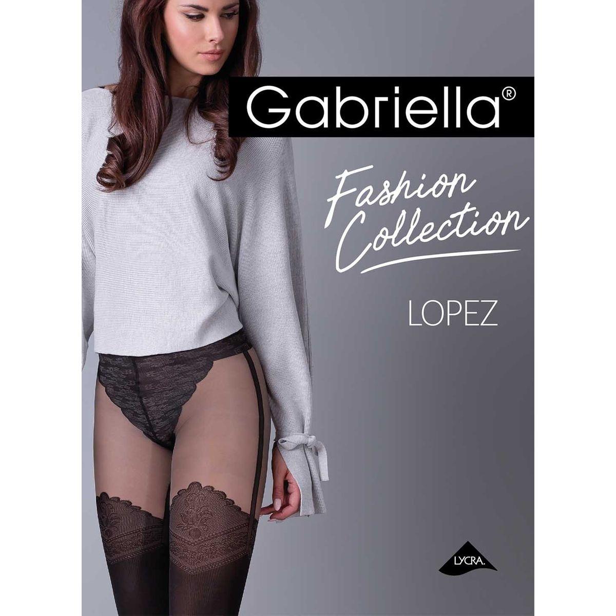 Collant Gabriella Lopez