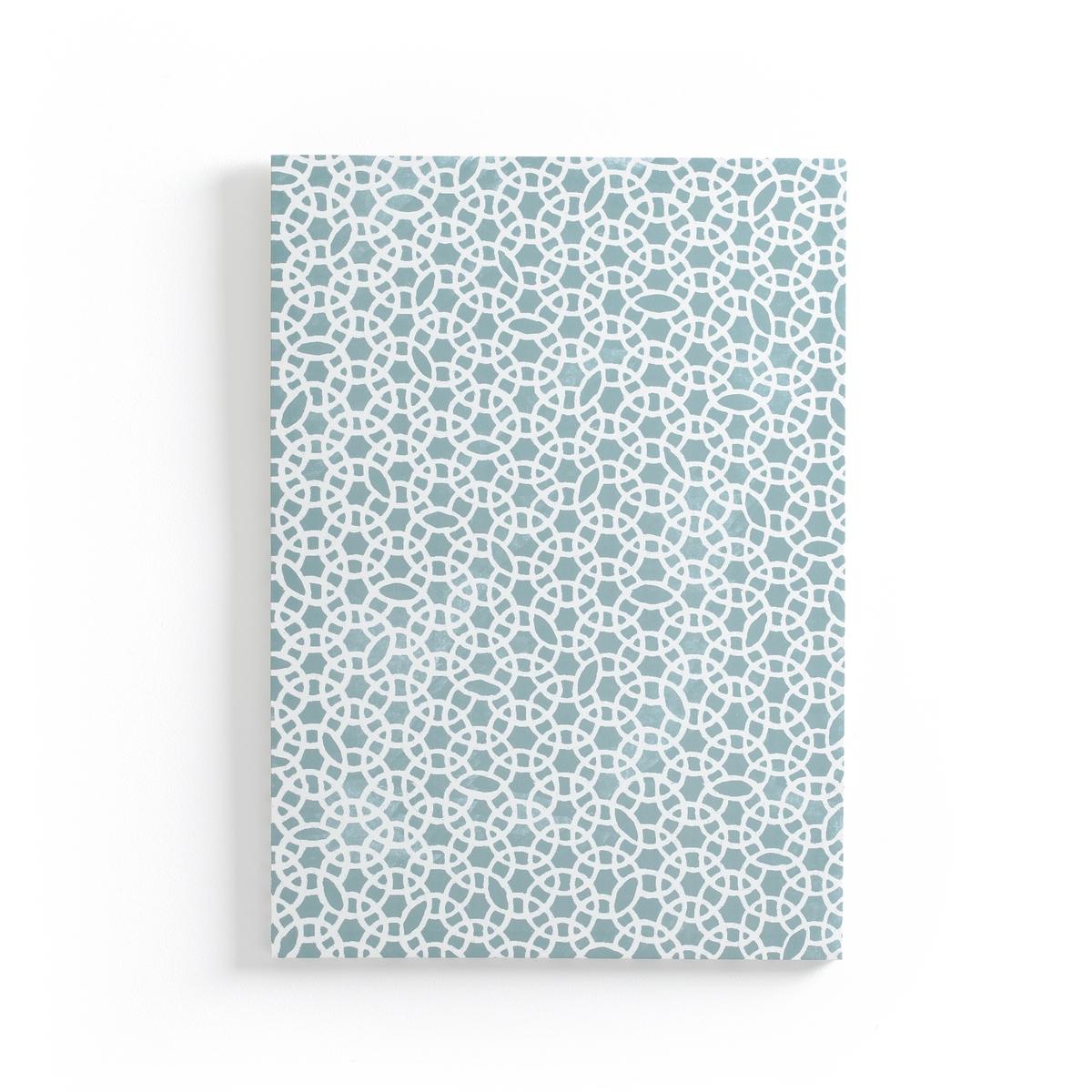 Панно с рисунком ACILIAПанно с рисунком на подкладке из пеноматериала ACILIA.Характеристики панно Acilia : •  2 пластины для крепления на стену (винты и дюбели продаются отдельно) •  Панно из МДФ с рисунком на подкладке из пеноматериалаВсю коллекцию вы можете найти на сайте laredoute.ruРазмеры панно  Acilia :50 смВысота : 70 см<br><br>Цвет: изумрудный