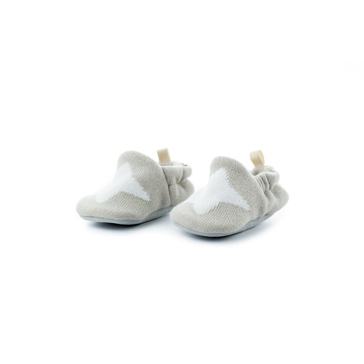 Chaussons pour bébé en coton bio