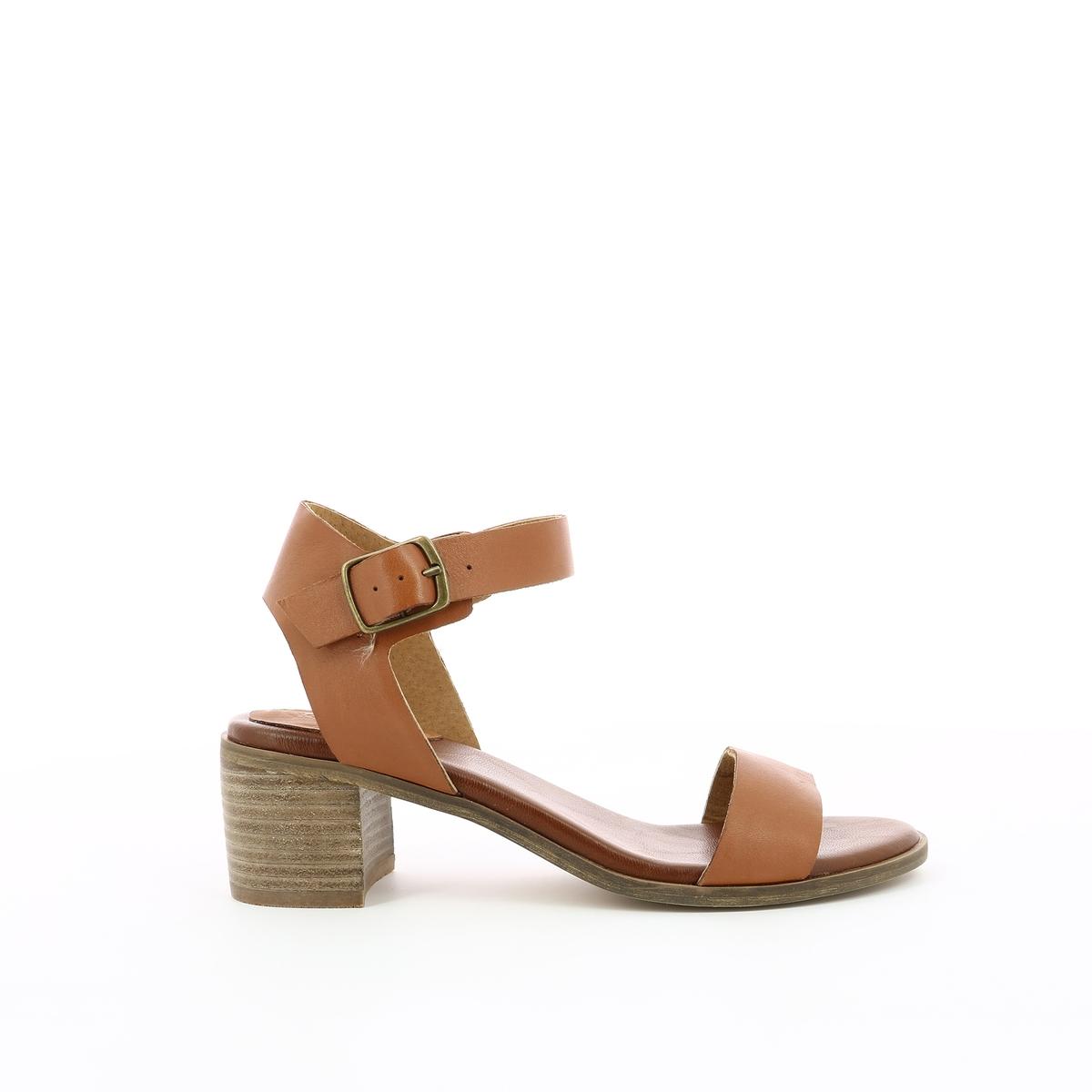 Imagen principal de producto de Sandalias de piel Volou - Kickers