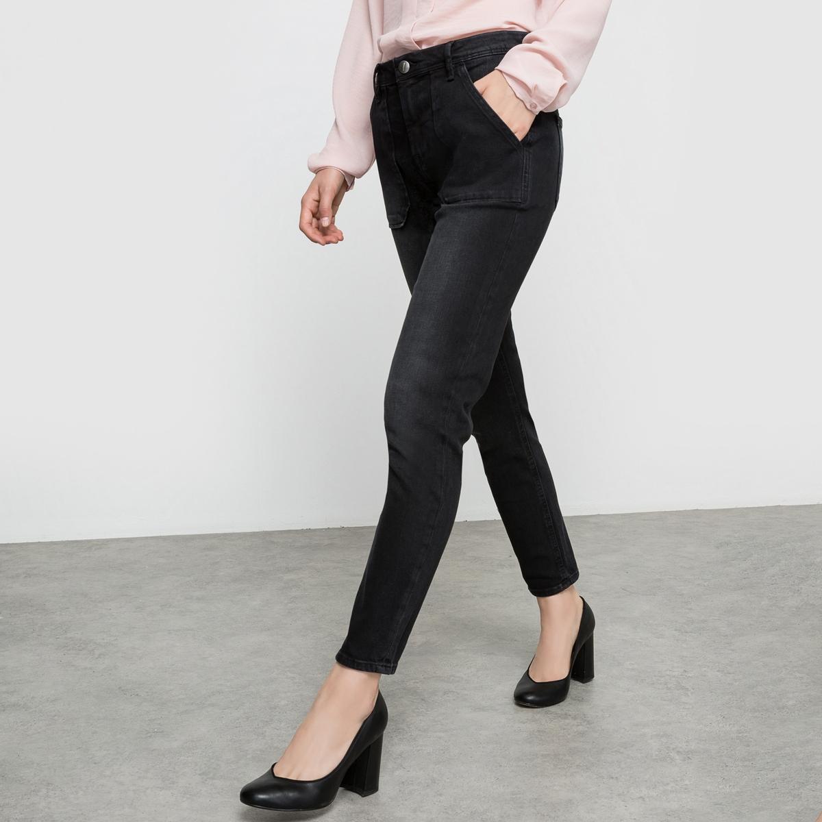 Джинсы укороченные ichi джинсы