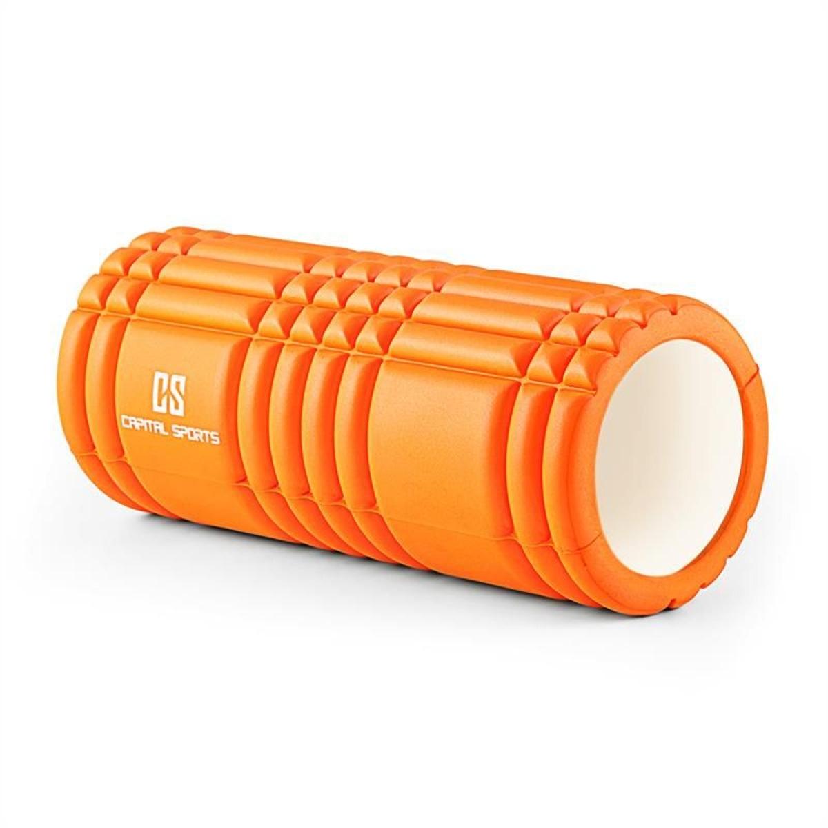 Caprole 1 Rouleau de massage 33 x 14 cm orange