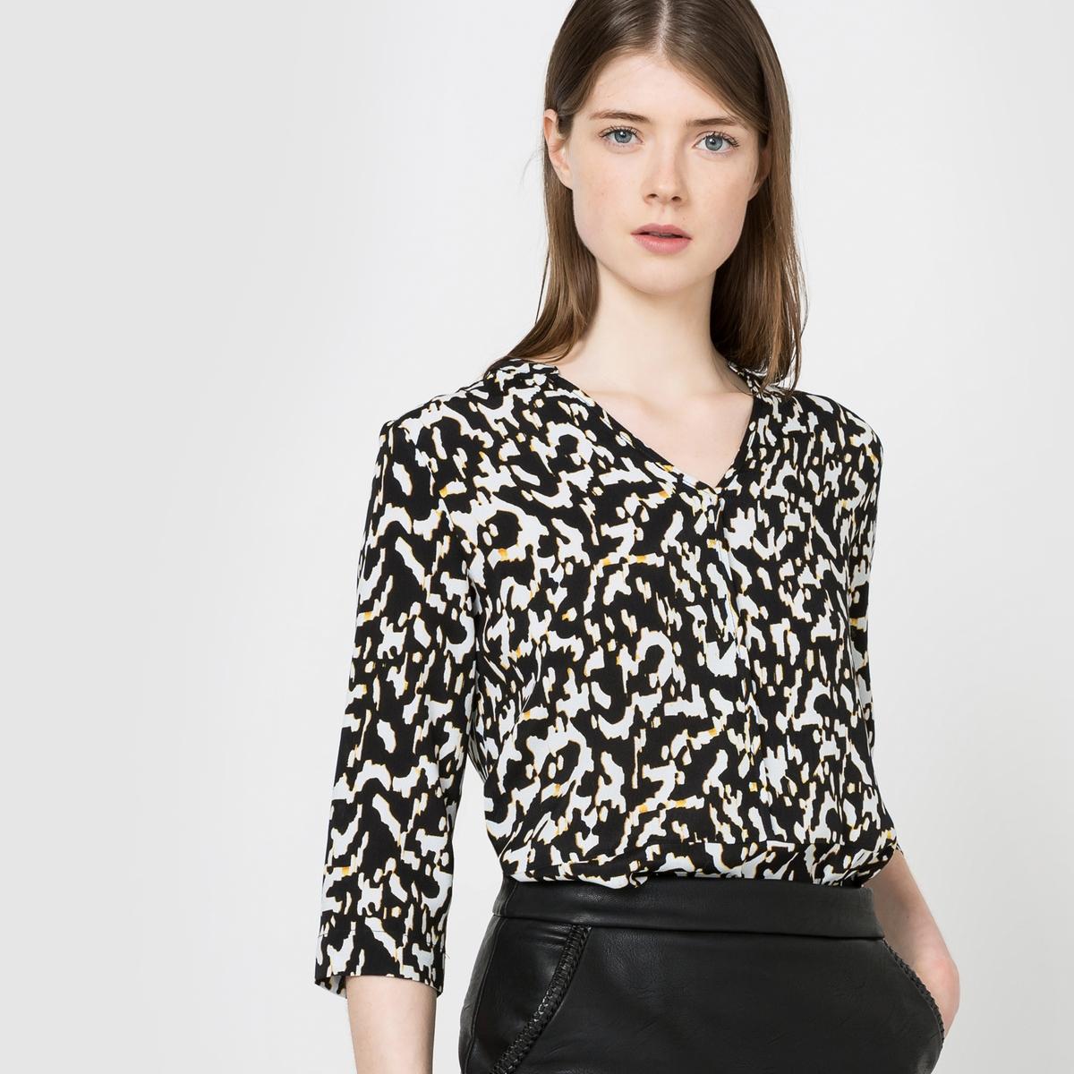 цена Блузка с рисунком Lexie