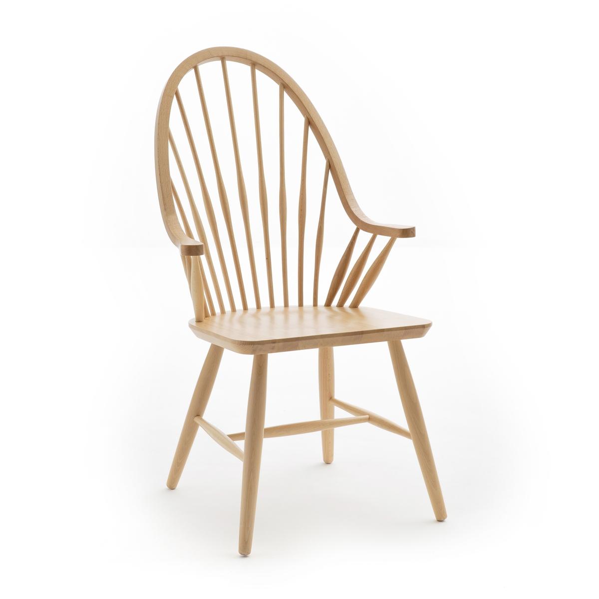 Кресло из массива бука JIMI