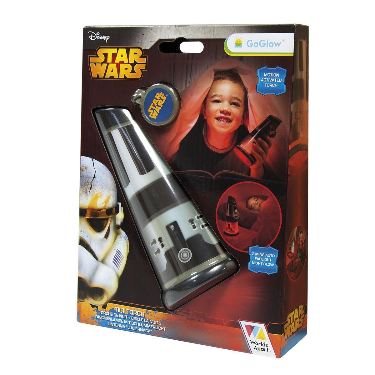 Veilleuse et lampe torche : Star Wars