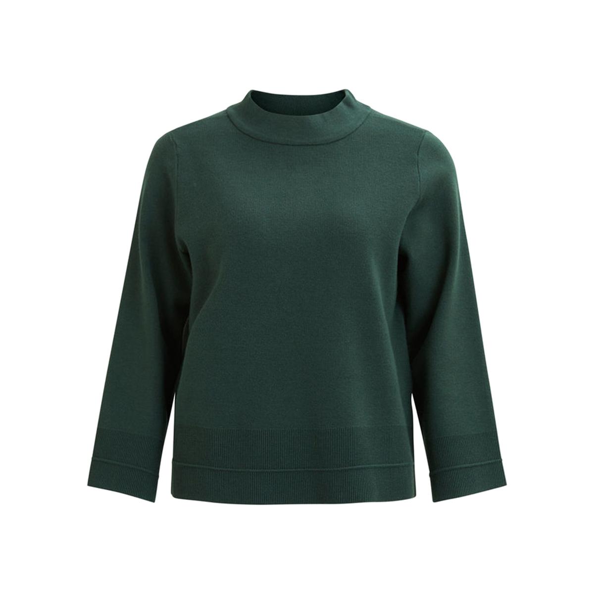 Пуловер с круглым вырезом из тонкого трикотажаОписание:Детали •  Длинные рукава •  Круглый вырез •  Тонкий трикотаж Состав и уход •  55% вискозы, 35% полиамида, 10% полиэстера •  Следуйте советам по уходу, указанным на этикетке<br><br>Цвет: изумрудный<br>Размер: XS