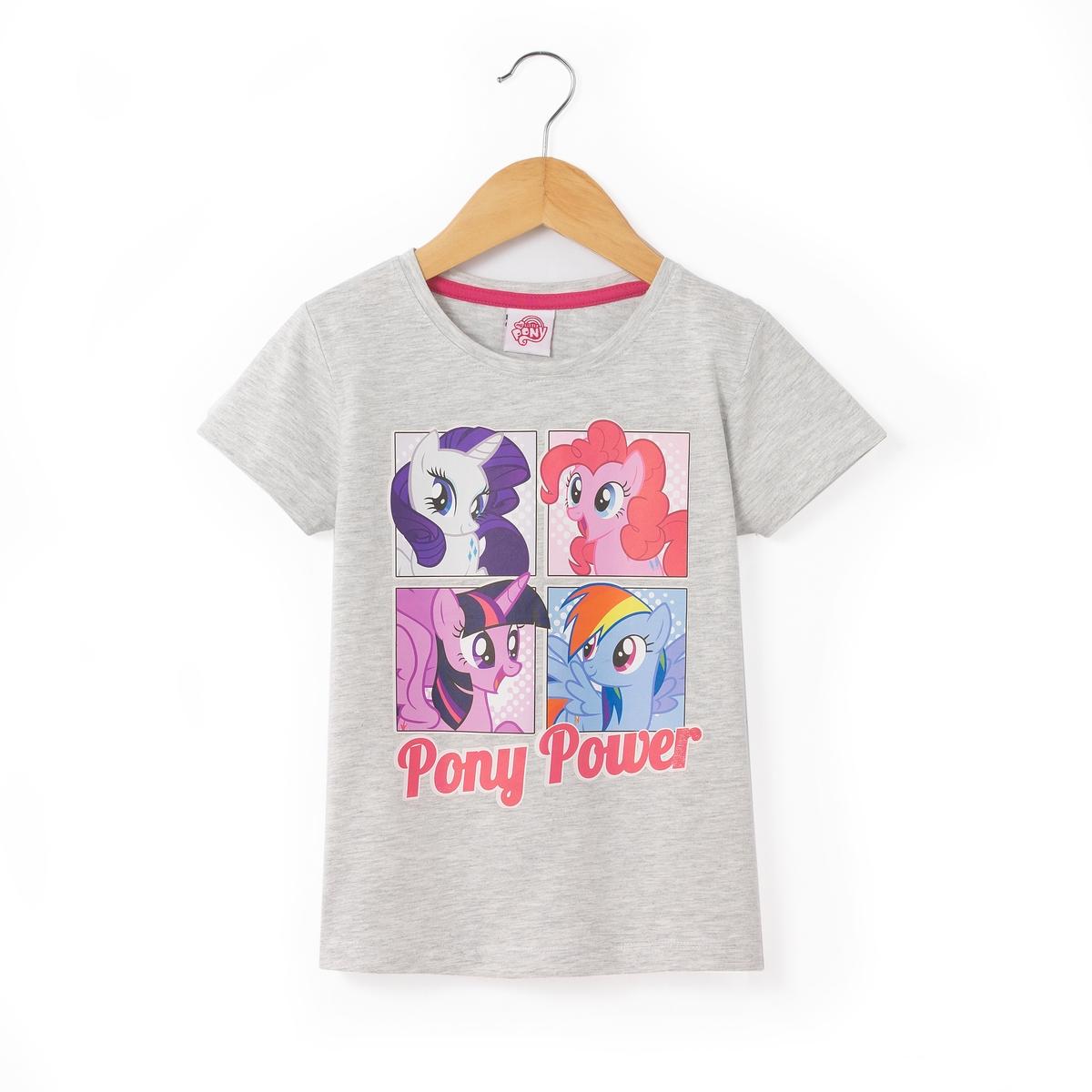 Футболка с рисунком, 3 - 12 лет футболка wearcraft premium printio my little pony