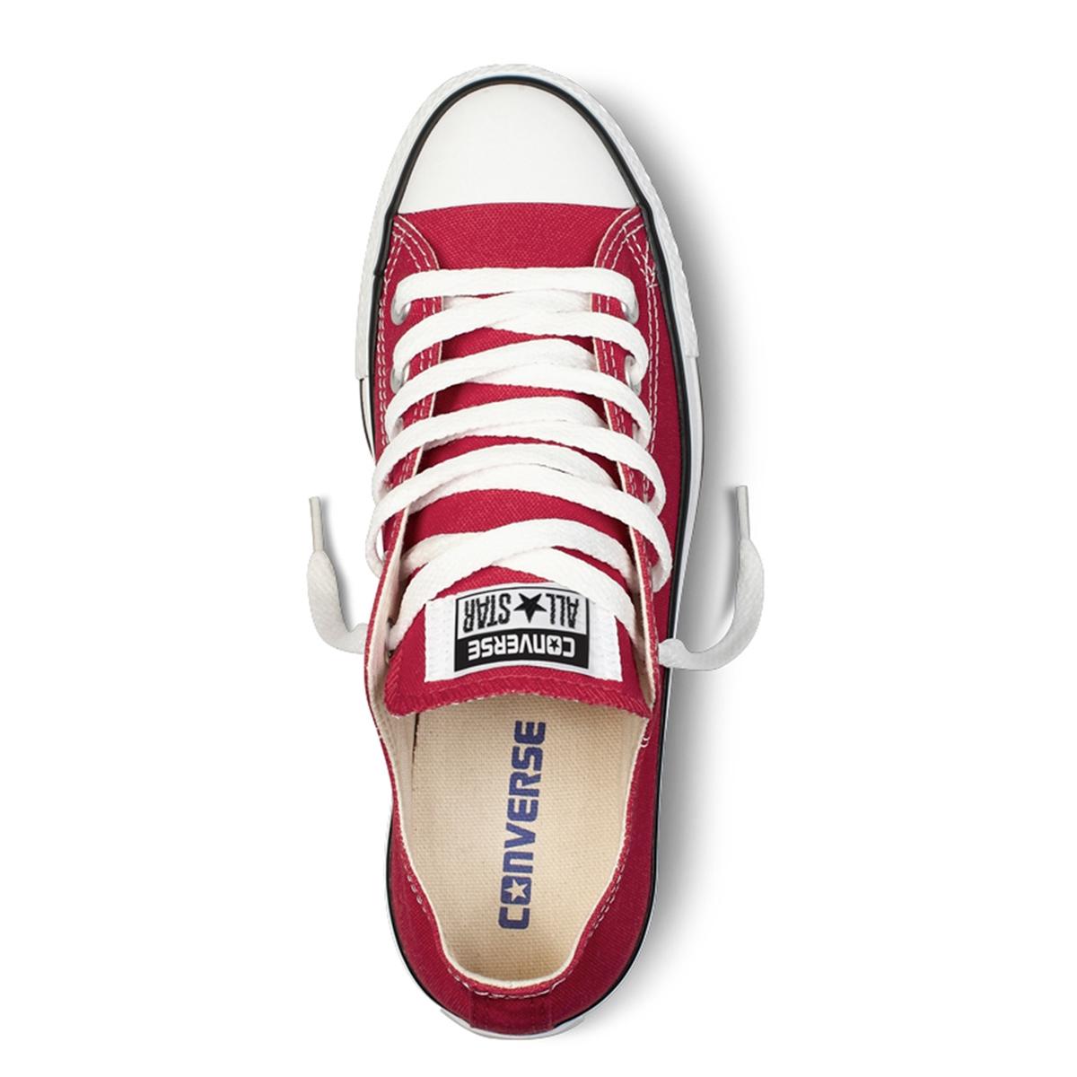 Imagen adicional 3 de producto de Zapatillas con cordones de lona - Converse