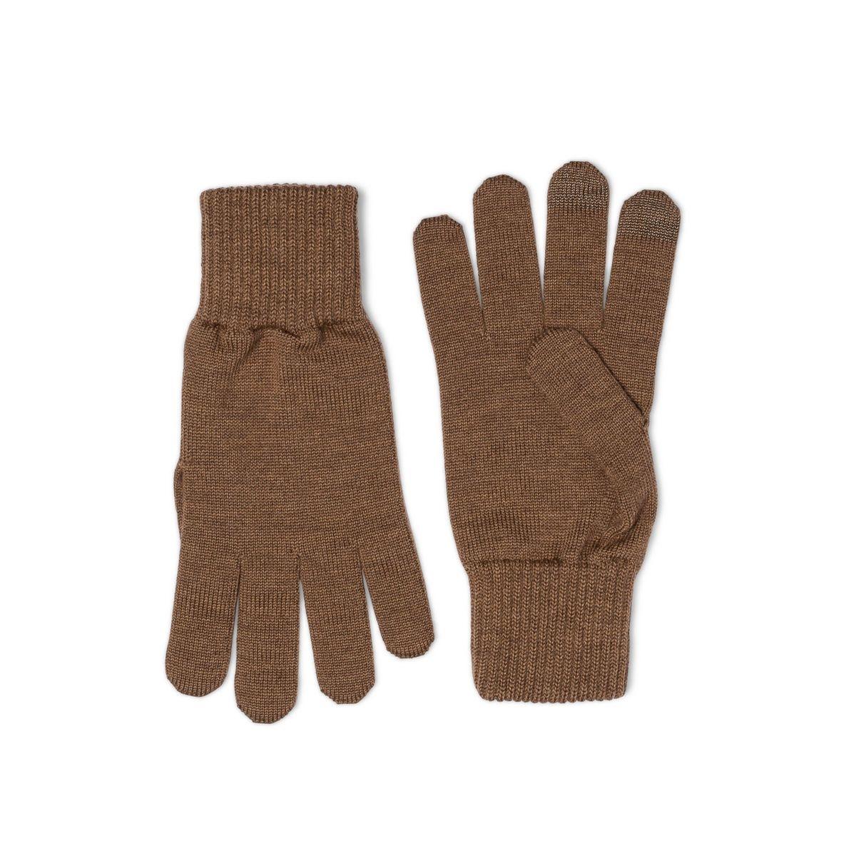 Gant tactile laine made in France PLEYNET