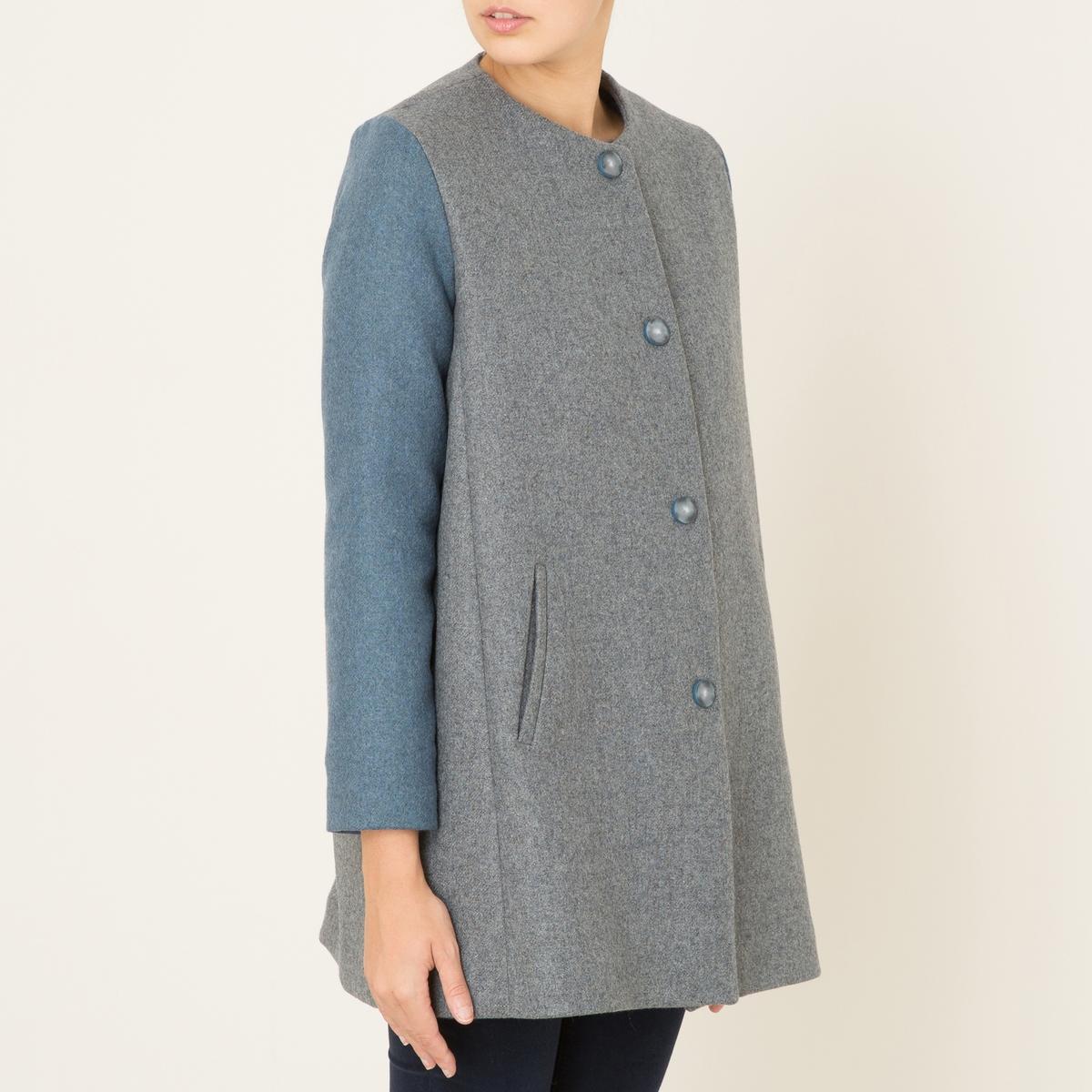Пальто из шерсти CARUSO helen williams paul and virginia