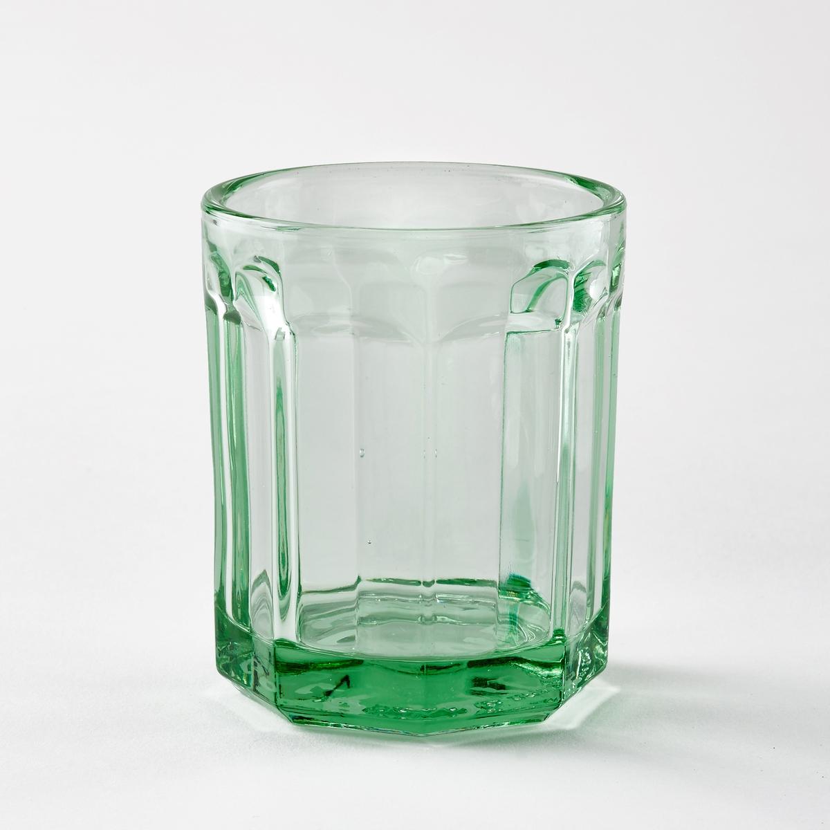 Комплект из 2 бокалов Fish &amp; Fish, дизайн Паолы Навон для Serax2 бокала Fish &amp; Fish, дизайн Паолы Навон для Serax. Эстетичный и функциональный бокал добавит элегантности и оригинальности Вашему столу. Размеры  : диаметр 7,5 x высота 9 см. Объем 220 мл. Из прессованного стекла, подходит для мытья в посудомоечной машине. Полная коллекция на сайте ampm.ru.<br><br>Цвет: темно-зеленый<br>Размер: единый размер