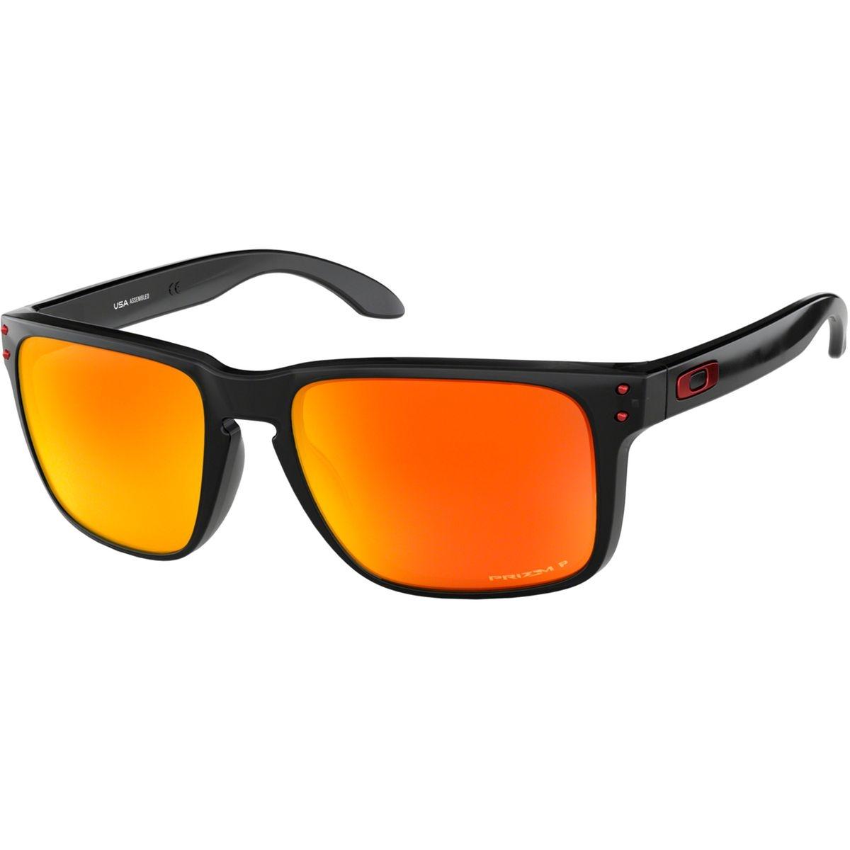 Holbrook XL - Lunettes cyclisme - orange/noir