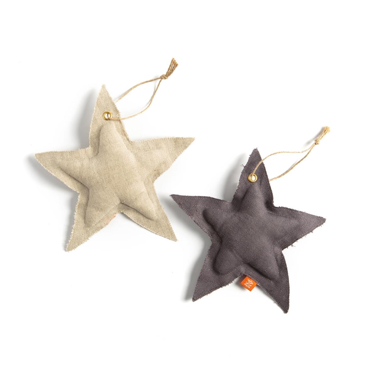 Комплект из рождественских украшений La Redoute Agesilas единый размер серый