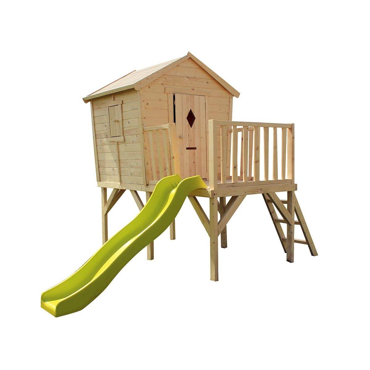 Cabane enfant Morgane