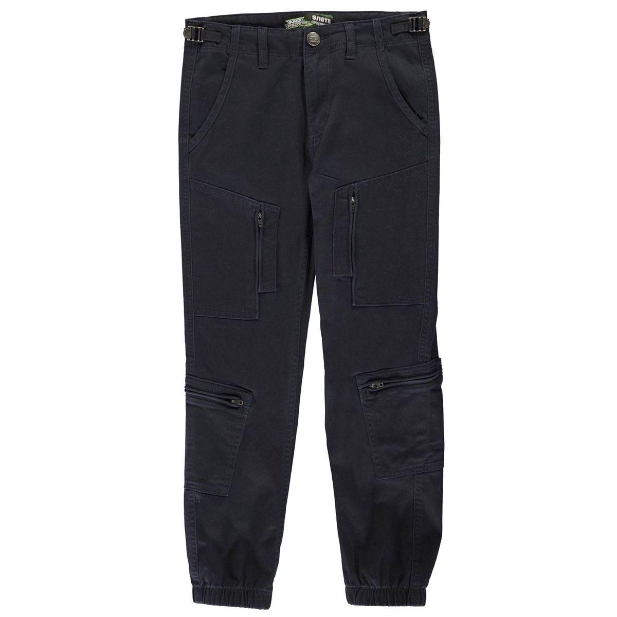 Pantalon décontracté plusieurs poches