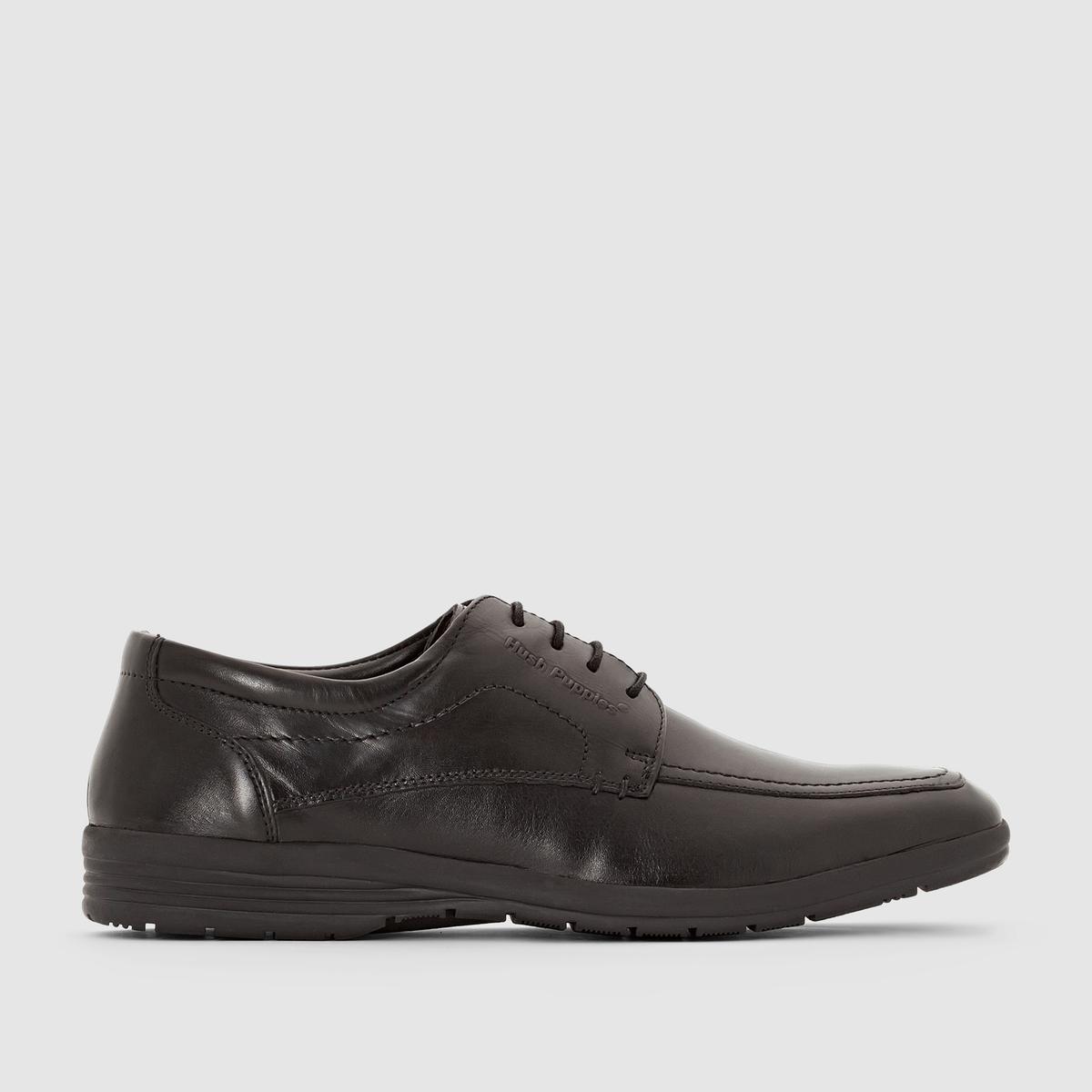 Ботинки-дерби кожаные Sam batman hush