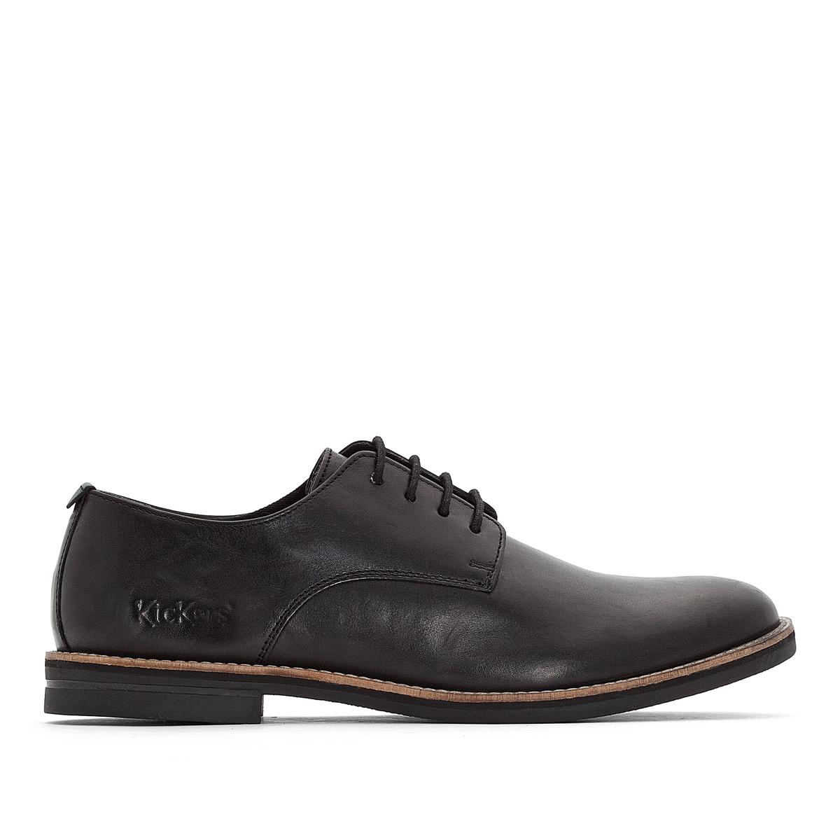 Ботинки-дерби из кожи Eldan