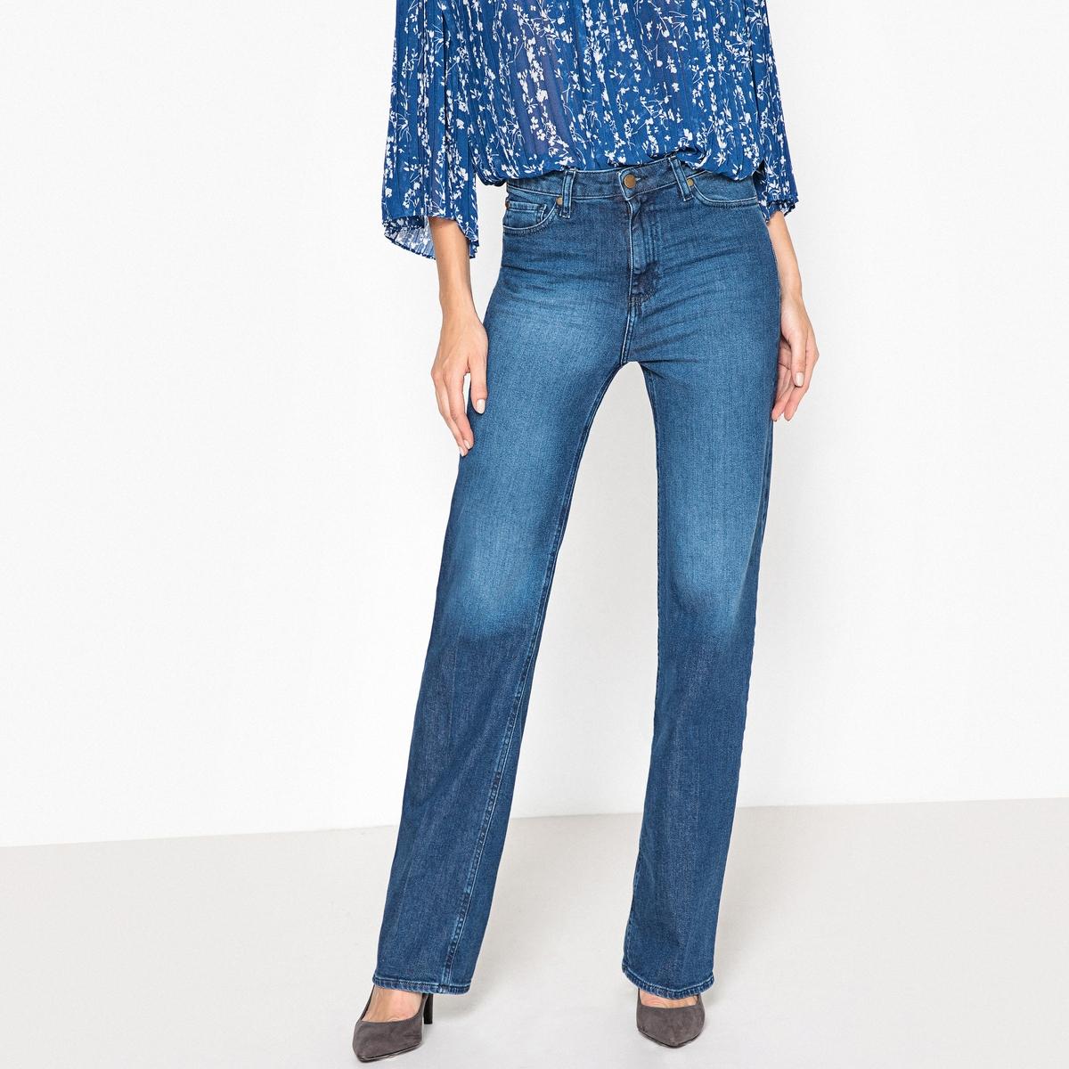 Джинсы широкие JANE patrizia pepe облегающие джинсы с 5 карманами из денима в японском стиле