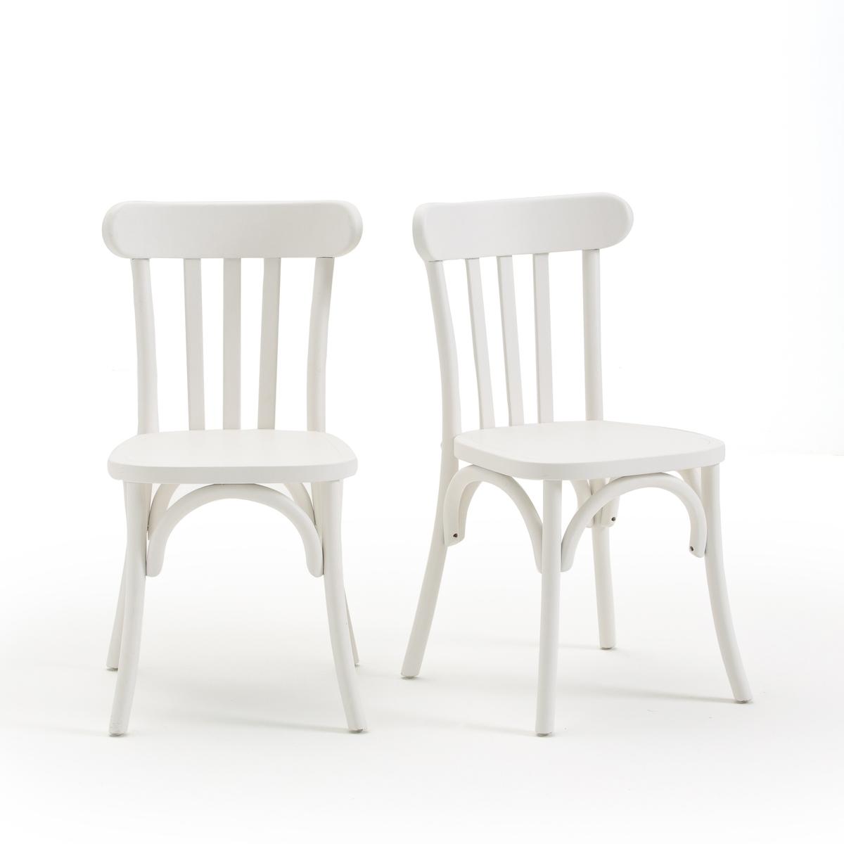 Стул в стиле бистро (комплект из 2 шт.) INQALUIT стул sland бистро 2 bordo
