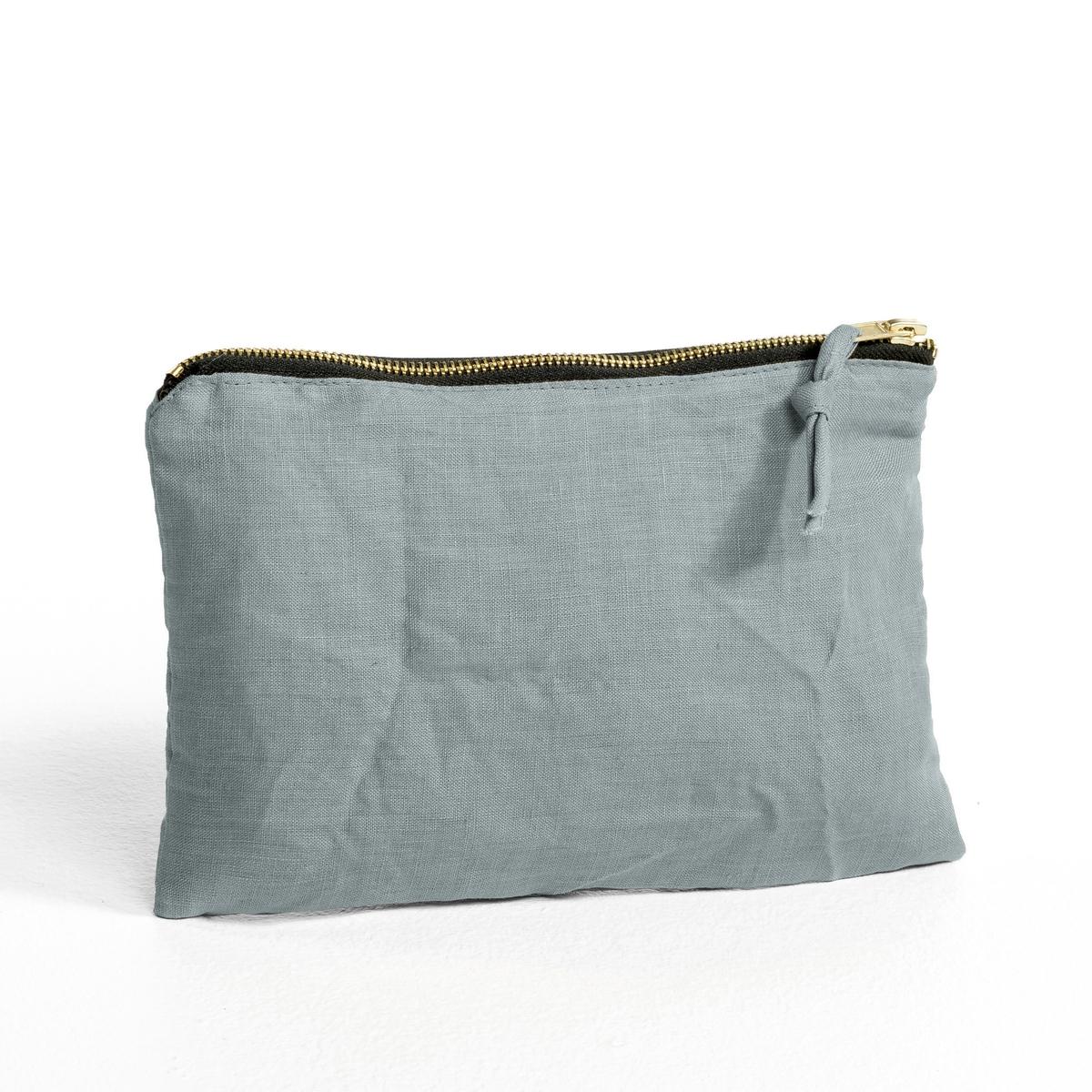 Клатч из стираного льна Elina брюки из лиоцелла и льна