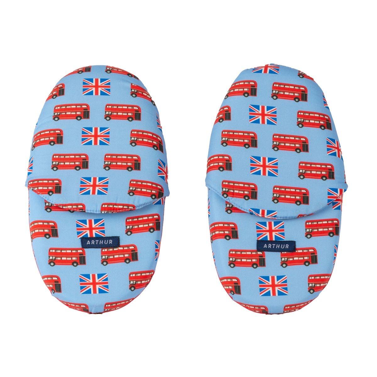 Pantoufles coton Imperial