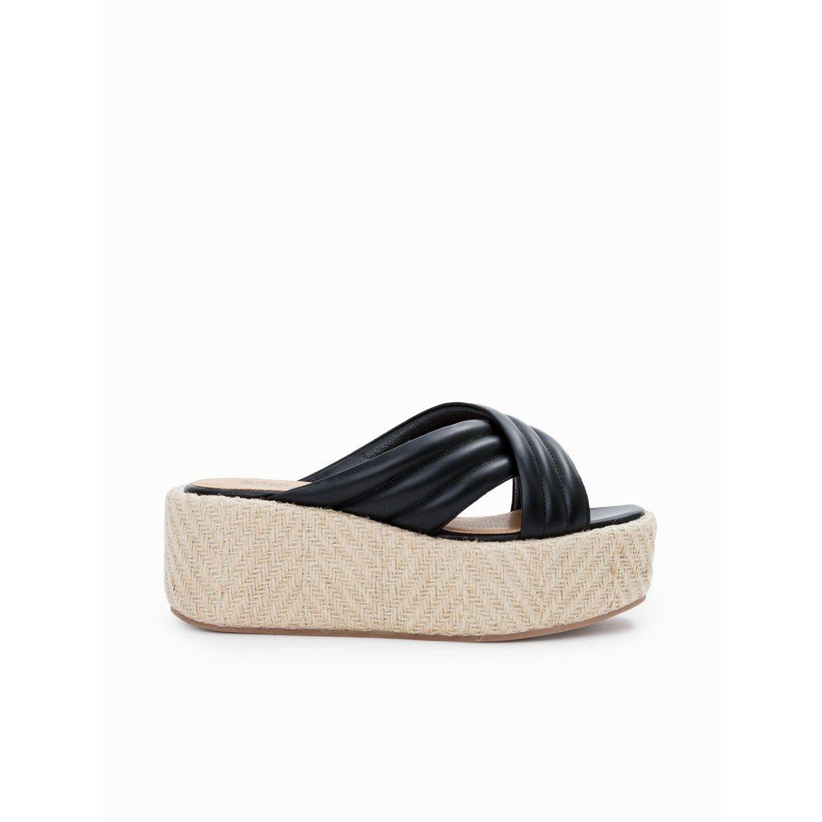 Sandales BETTY MULE - JAM BLACK