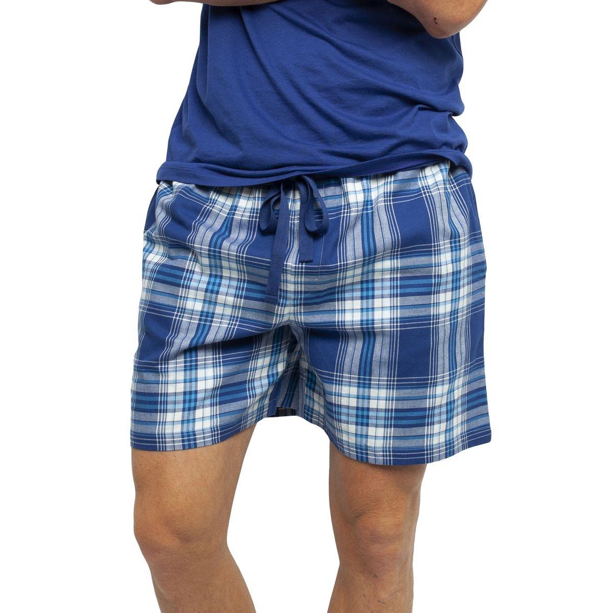 Short de Pyjama à Carreaux BUZZ