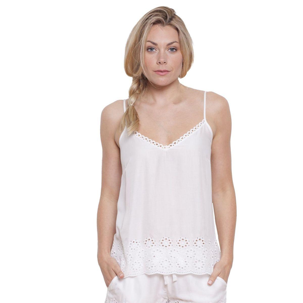 Débardeur Pyjama Modal WHITE AOE RANGE