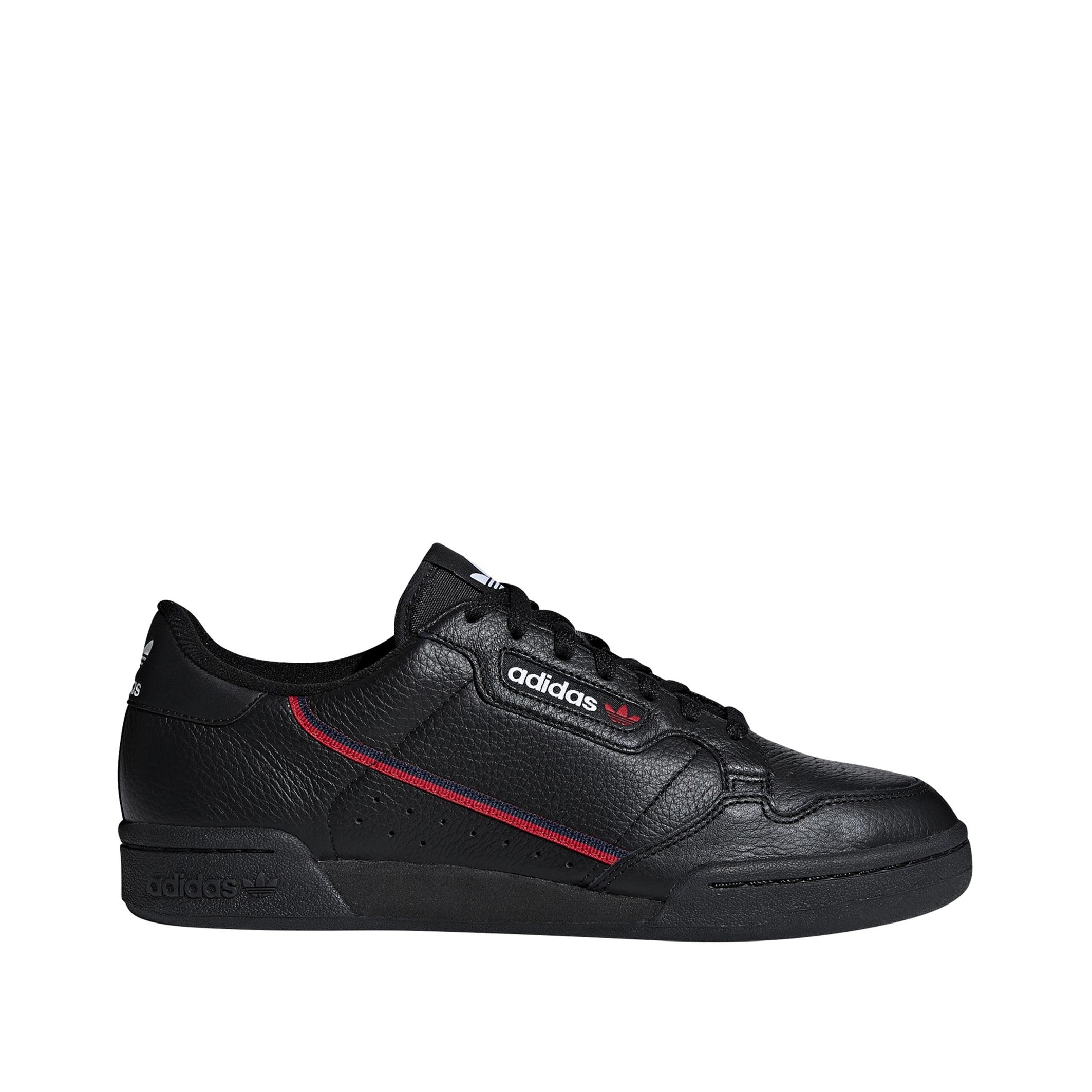 Adidas Originals Sneakers Continental 80 Zwart/Rood/Navy online kopen