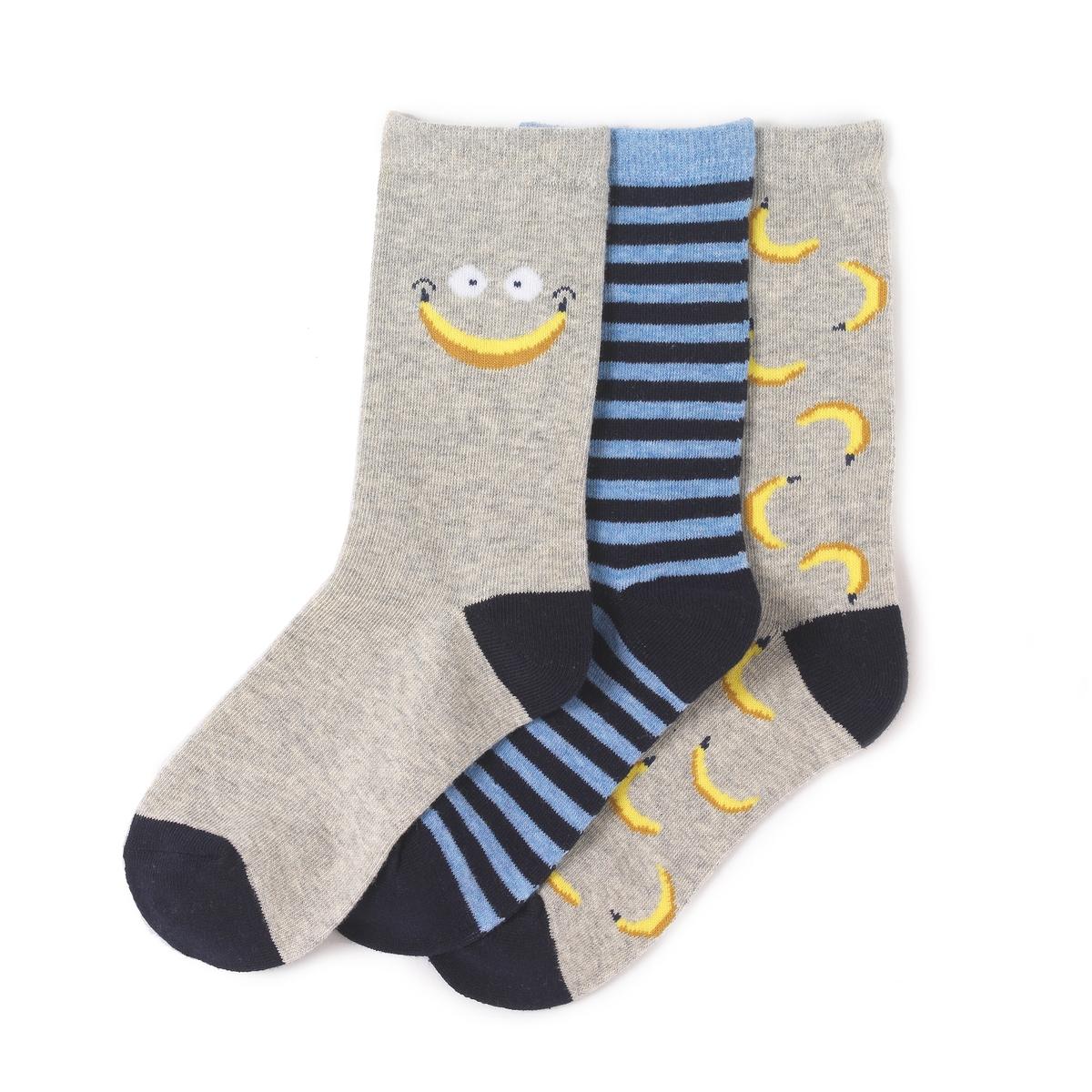 3 пары оригинальных носков от La Redoute