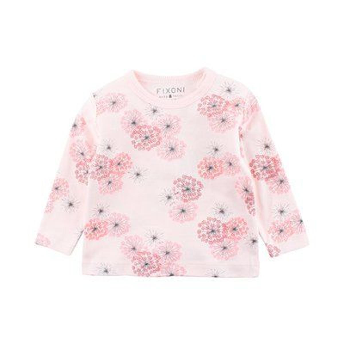 Fixoni T-shirt à manches longues fleurs top bébé vêtements...