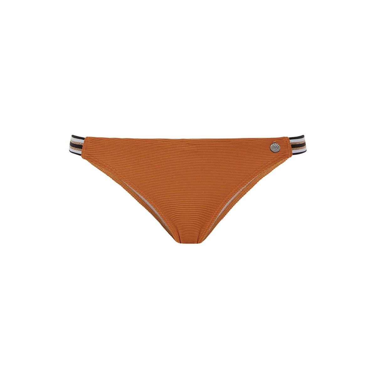 Bas de maillot de bain Leather Brown