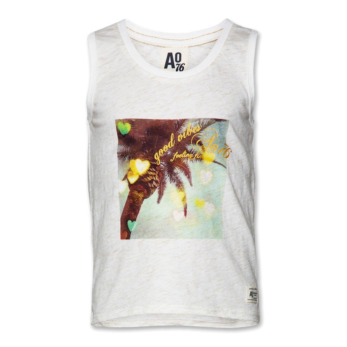 T-shirt sans manches photoprint 6 - 14 ans