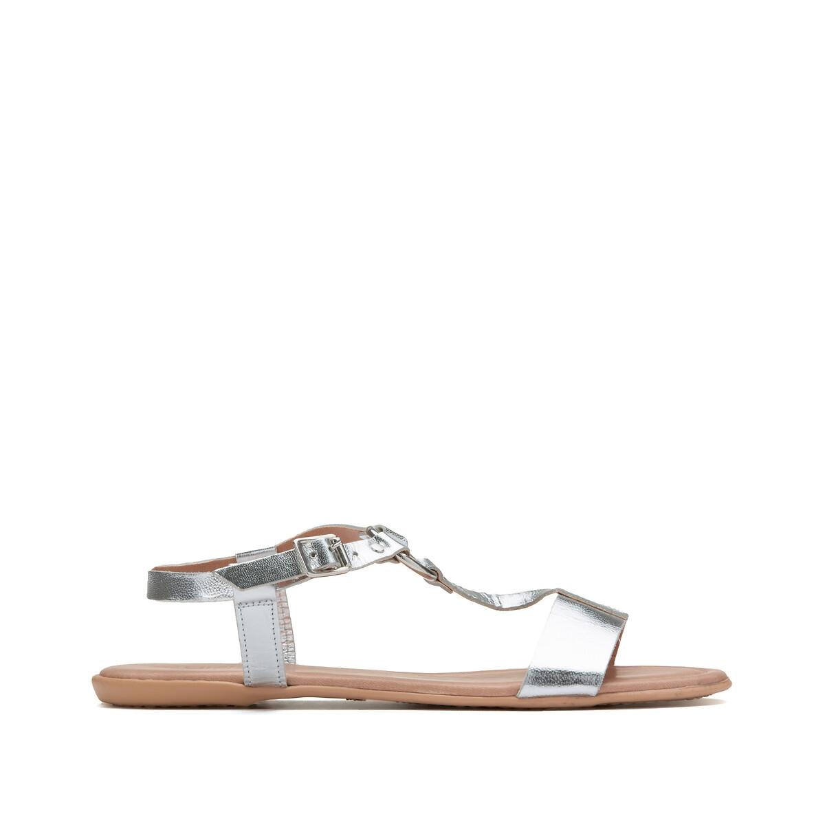 Sandalias de piel Kona