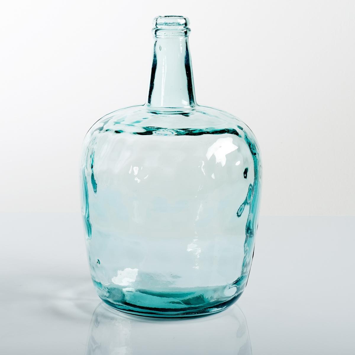 Ваза-бутыль стеклянная, IzoliaВаза-бутыль стеклянная, Izolia. В духе старинной оплетенной бутыли, эти вазы привнесут в ваш интерьер очень модный винтажный стиль!Характеристики вазы-бутыли Izolia :Стекло с возможностью повторного использования Бутыль из выдуваемого стекла Izolia Всю коллекцию Izolia ищите на сайте laredoute.ruРазмеры вазы-бутыли Izolia :ОбщиеДиаметр : 23,5 см.Высота : 36,5 см.<br><br>Цвет: стеклянный крашеный,темно-зеленый<br>Размер: единый размер.единый размер