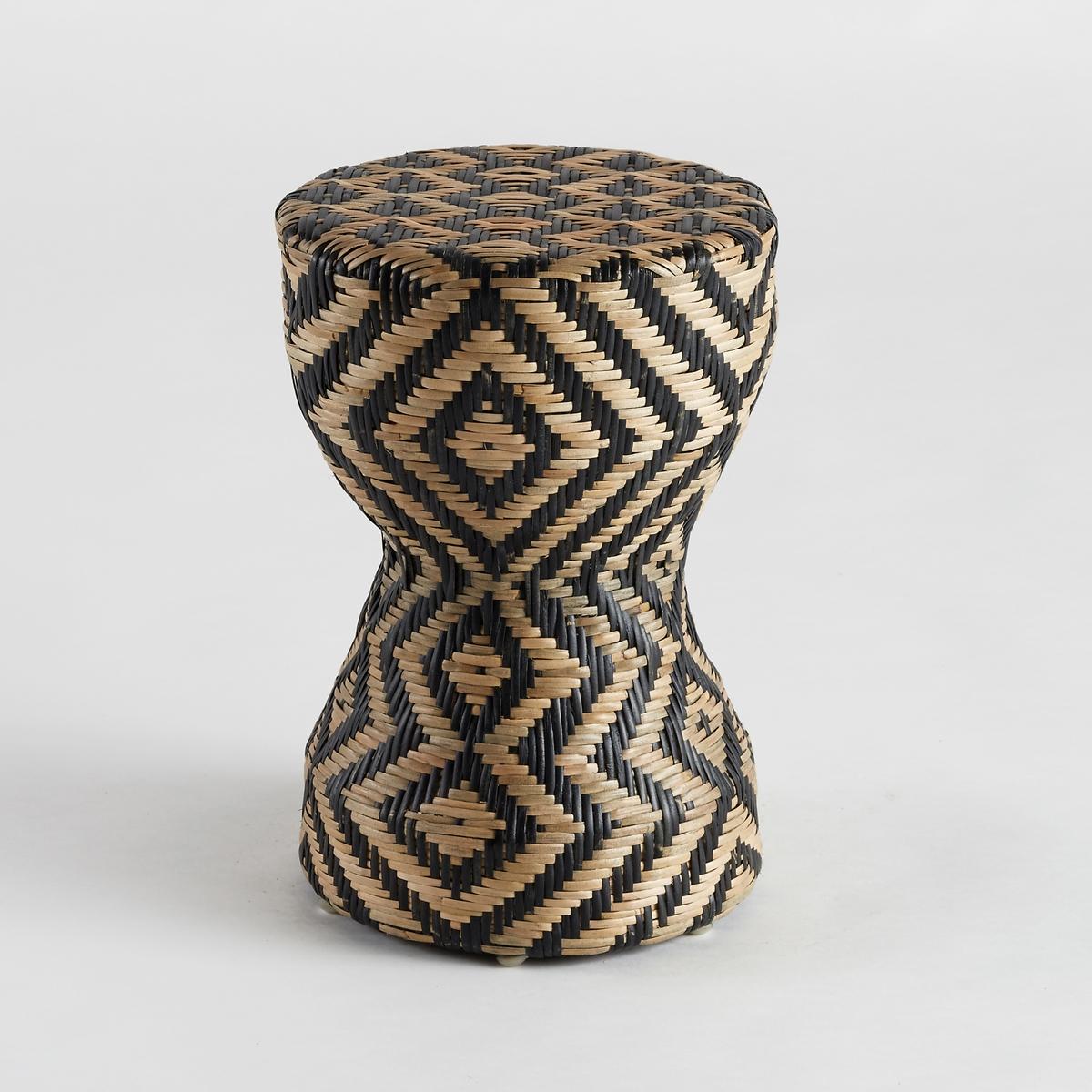 Столик диванный Ondoro<br><br>Цвет: черный/ экрю