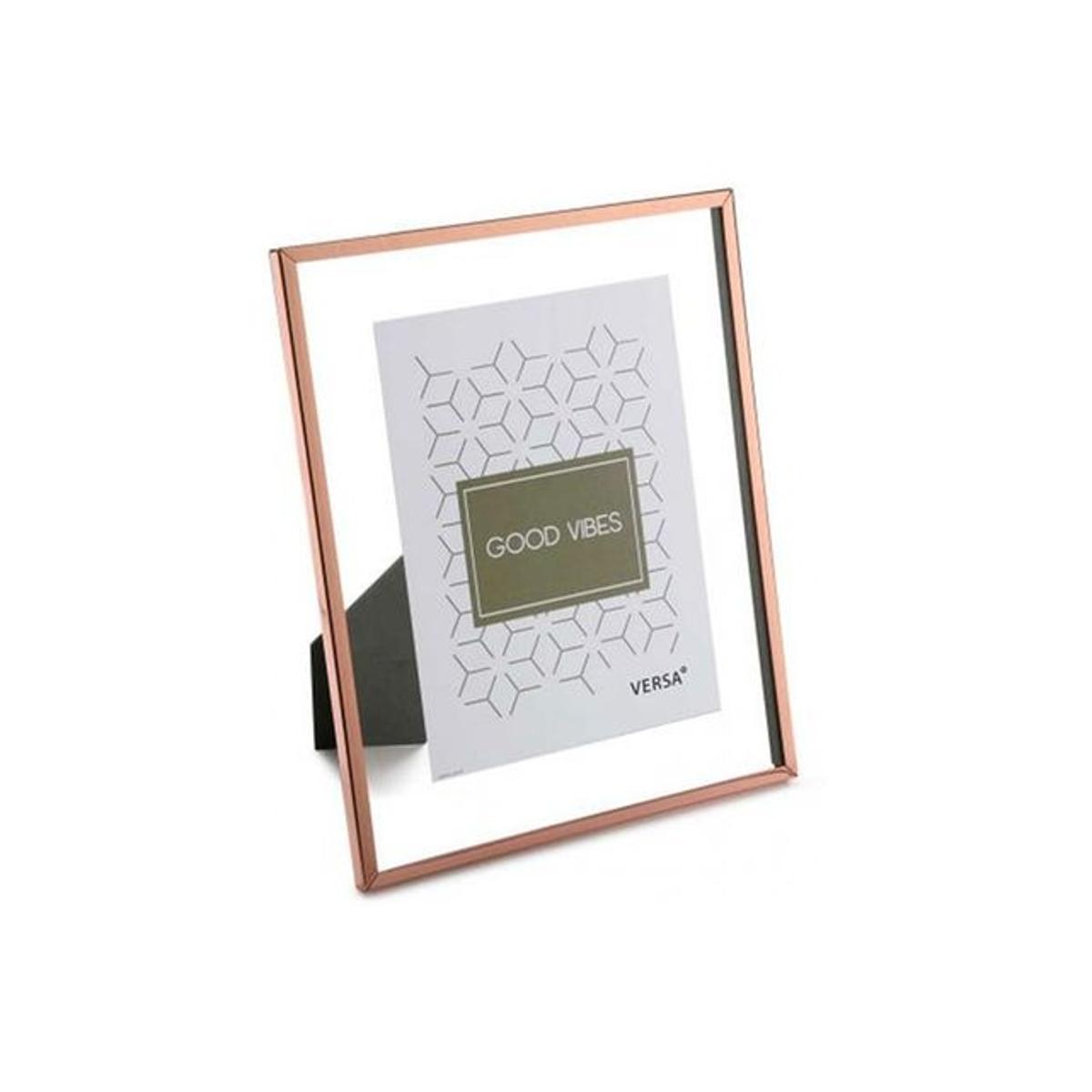 Cadre photo cuivre GLASS 20,5 x 25,7 cm