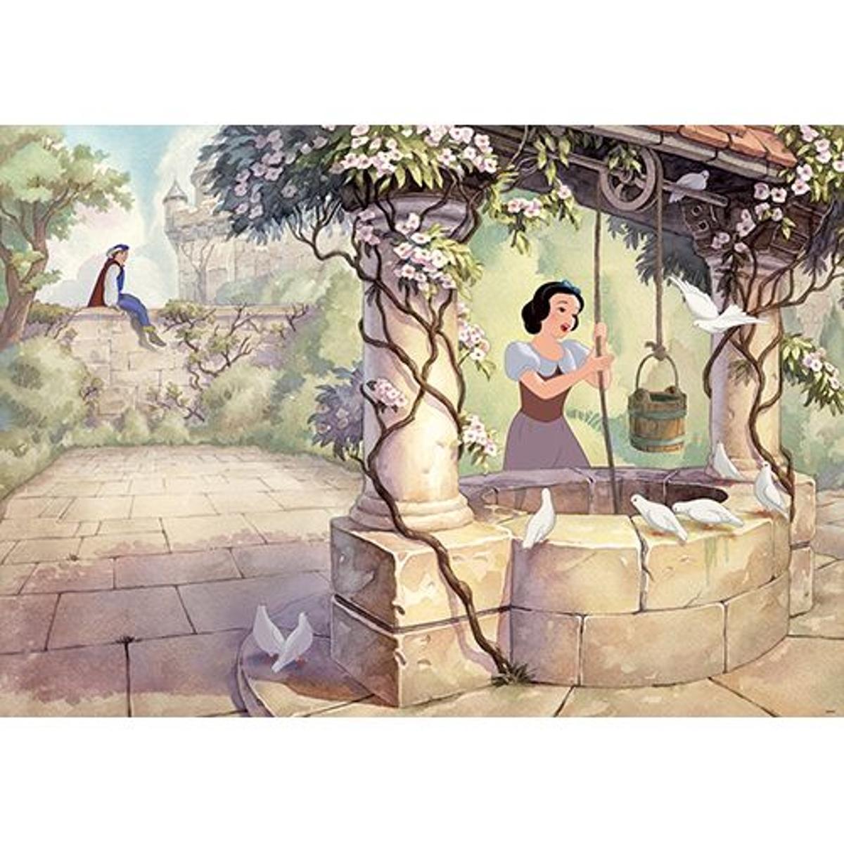 papier peint Disney Princess; Blanche neige and the Seven Dwarfs, Królewna snieka i siedmiu krasnoludków- 416 x 254cm
