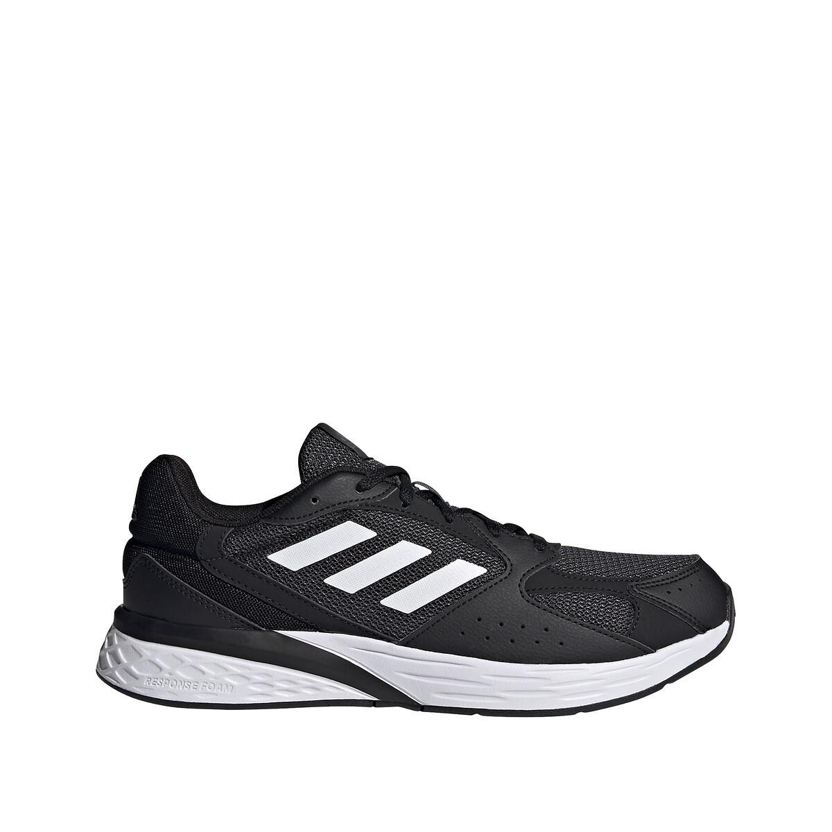Adidas Performance Response -Run sneakers zwart/wit/grijs online kopen