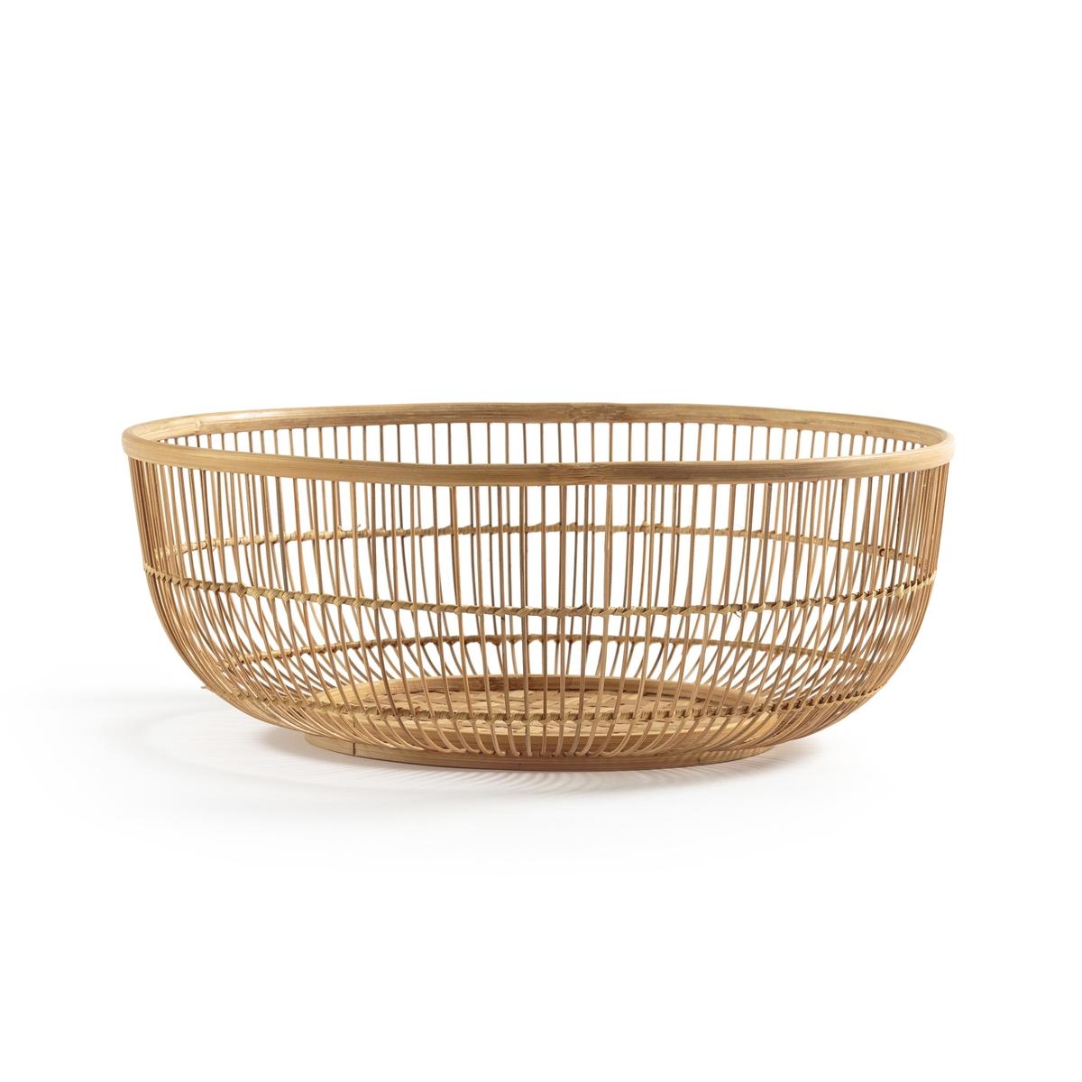 Корзина из бамбука, Ø35 см, Milise