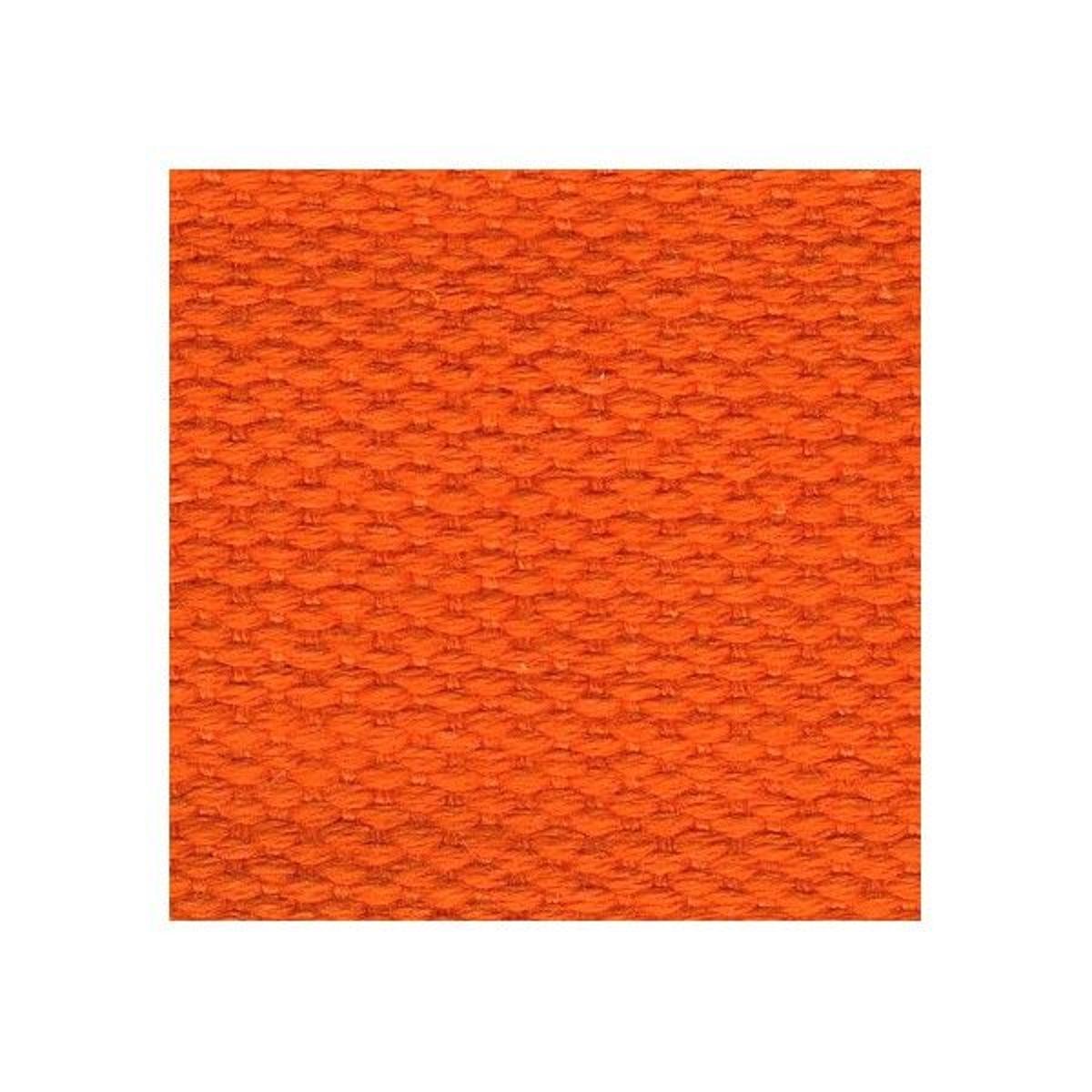 Ruban Sangles Colorées, Mandarine 83