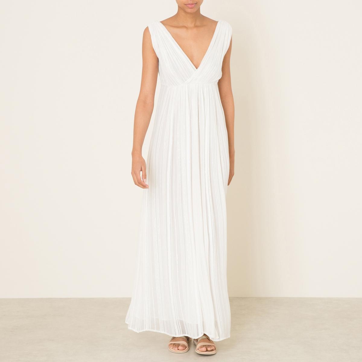 Платье длинное EVITA платье короткое спереди длинное сзади летнее