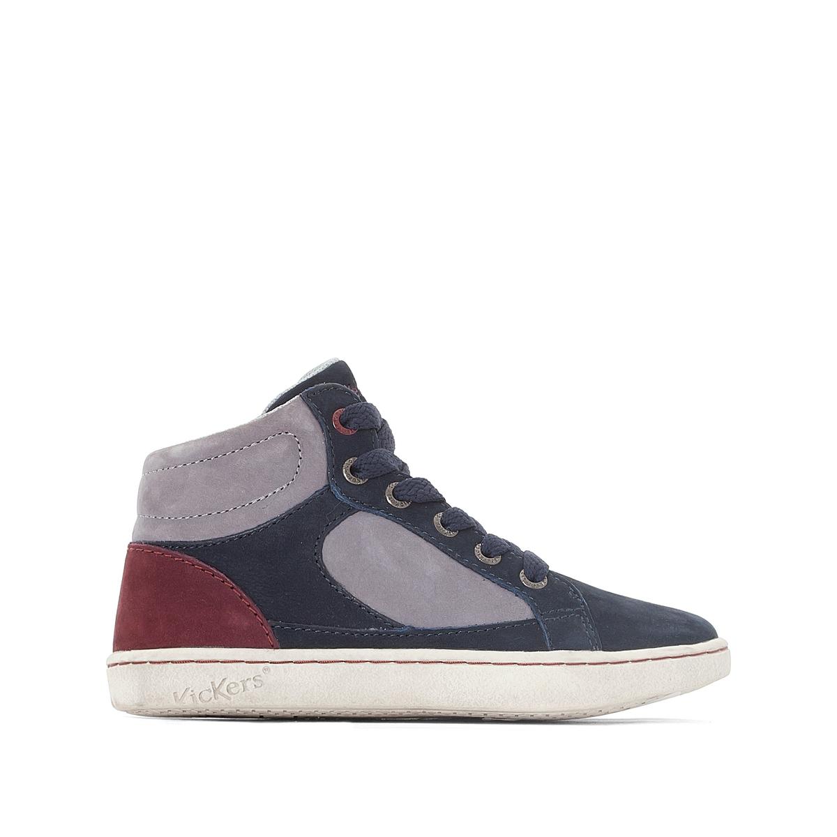 Кеды высокие LYNXОписание:Детали  •  Кеды высокие •  Спортивный стиль •  Плоский каблук •  Застежка : на молнию •  Гладкая отделкаСостав и уход  •  Верх 100% кожа •  Подкладка 100% синтетический материал •  Стелька 100% спилок •  Подошва 100% синтетический материал<br><br>Цвет: каштановый / красный,серый/ оранжевый,темно-синий/бордовый