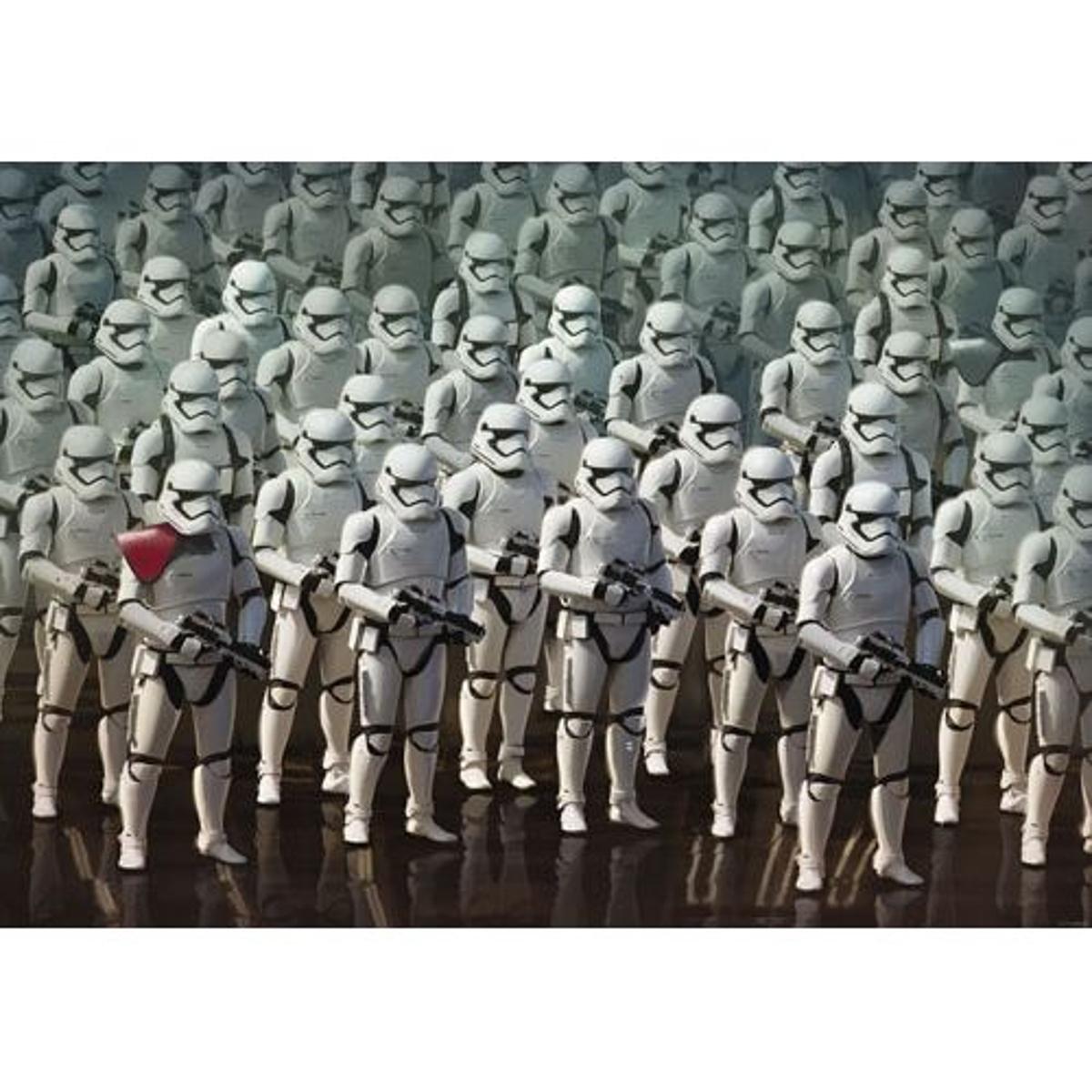 Poster Disney Star Wars : Le retour de la force - 254 X 184 CM