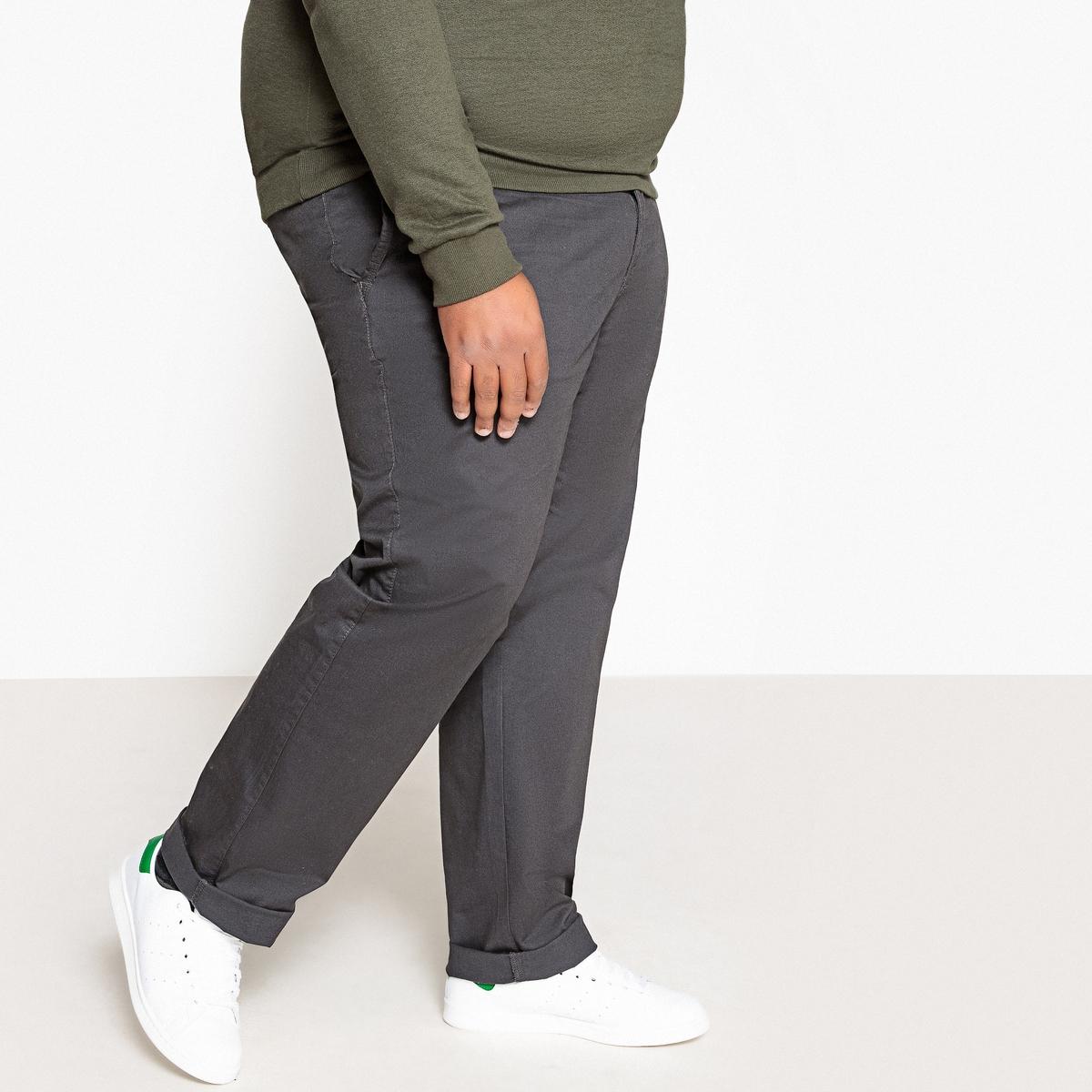 Pantaloni chino stretch L.1 (meno di 1m87)